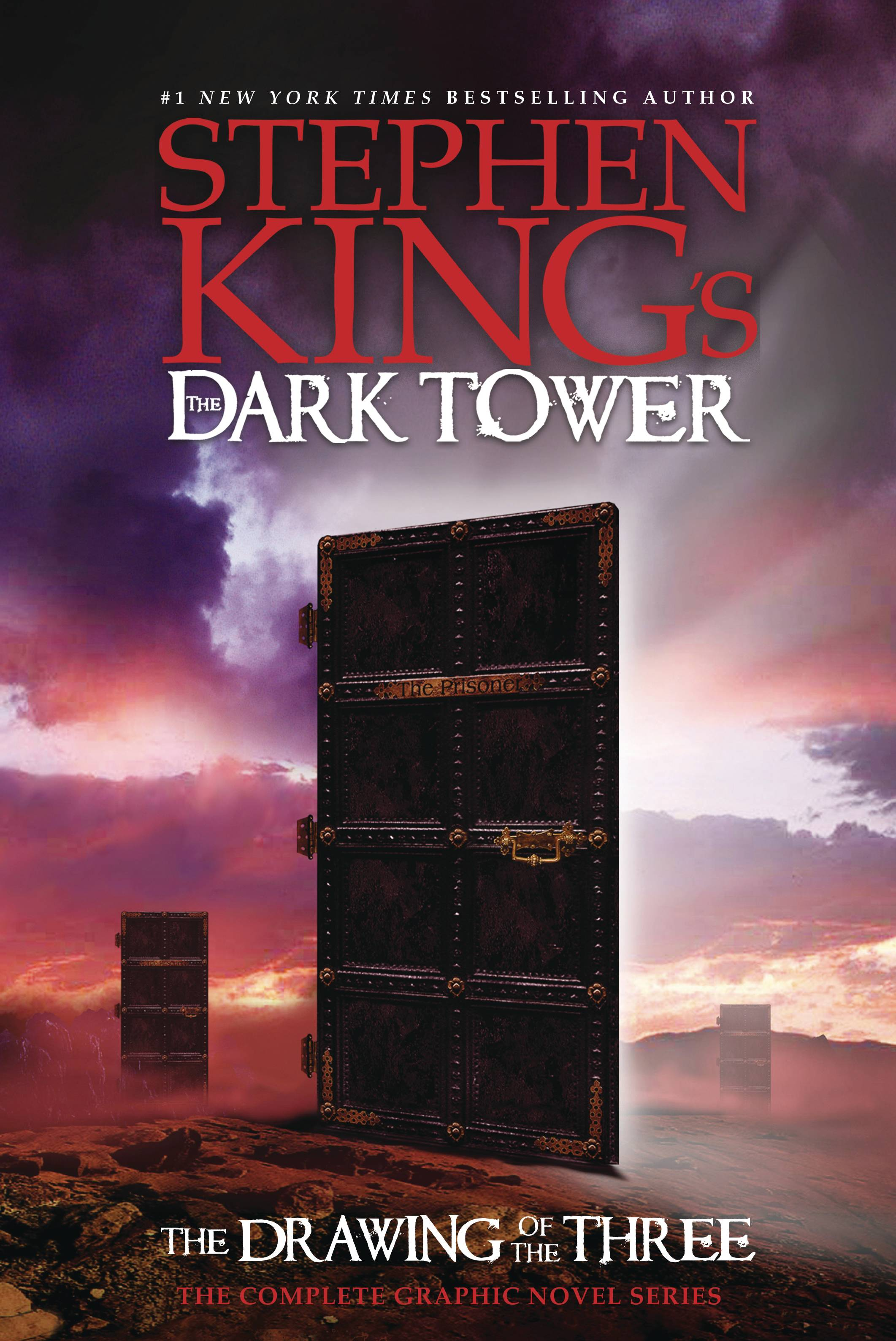 DARK TOWER DRAWING OF THREE COMP GN BOXED SET (MR)
