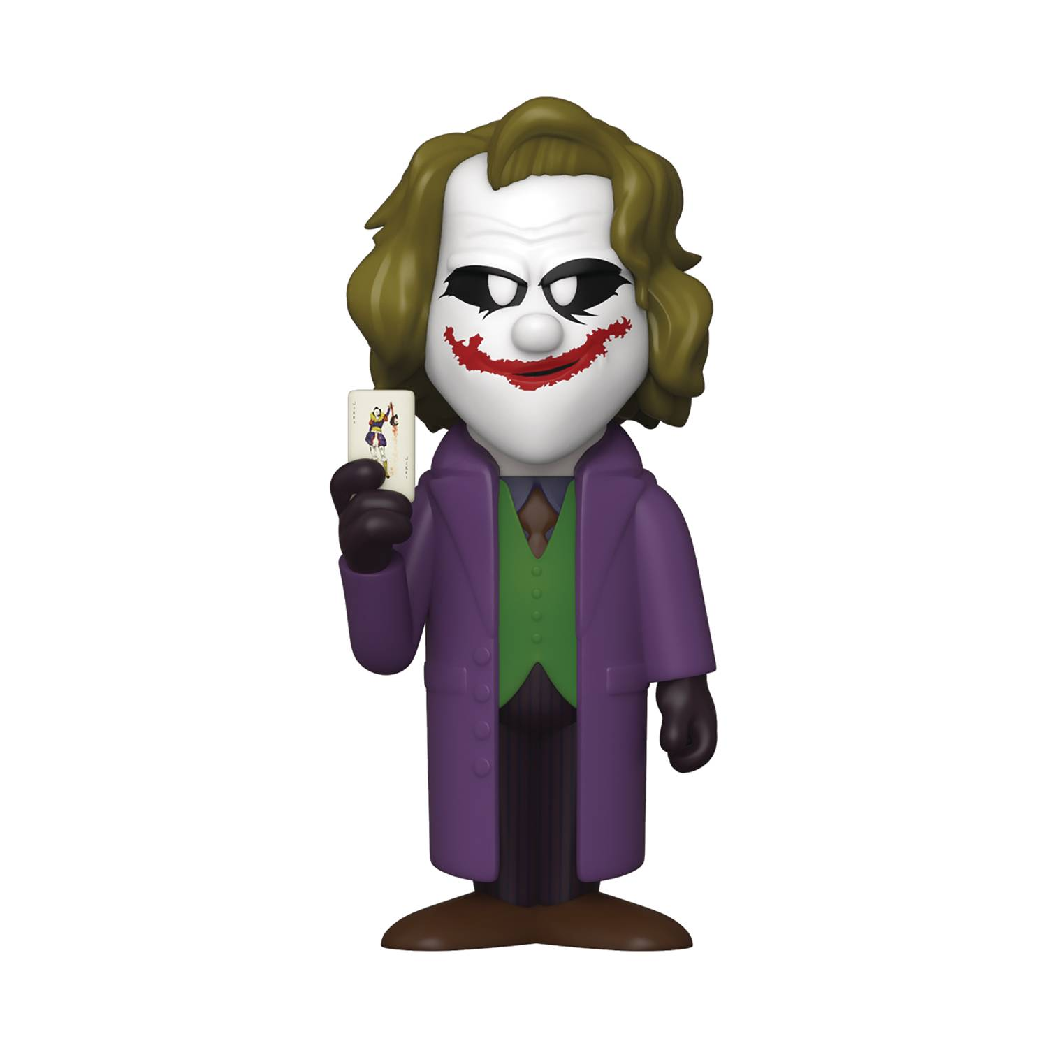 VINYL SODA BATMAN THE DARK KNIGHT JOKER W/ CHASE