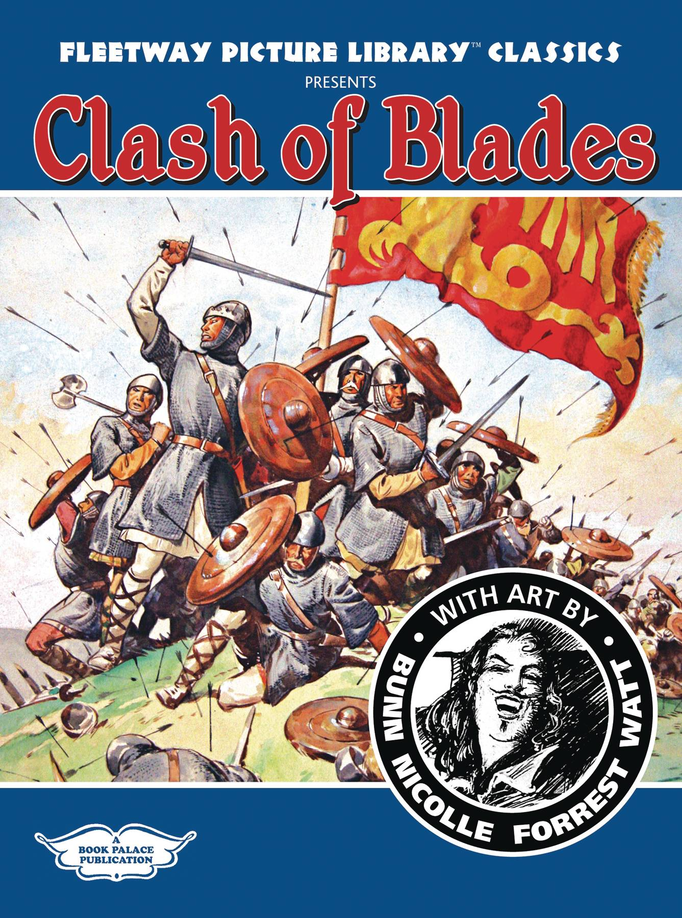FLEETWAY PICTURE LIBRARY SC CLASH OF BLADES