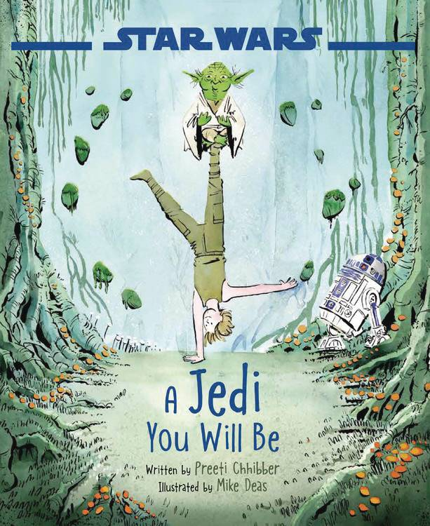 STAR WARS A JEDI YOU WILL BE HC