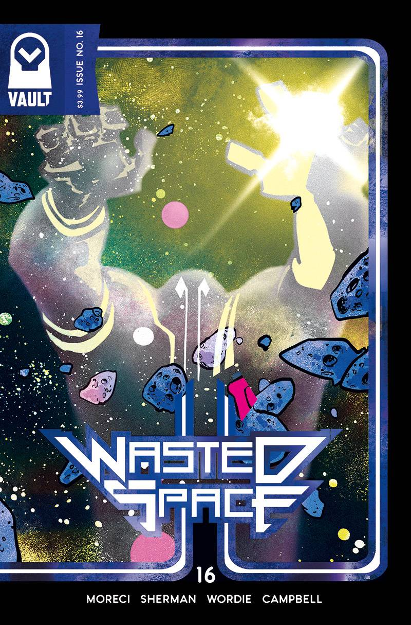 WASTED SPACE #16 (MR)