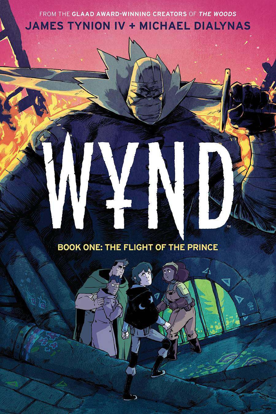 WYND HC BOOK 01 FLIGHT OF THE PRINCE EXC VAR