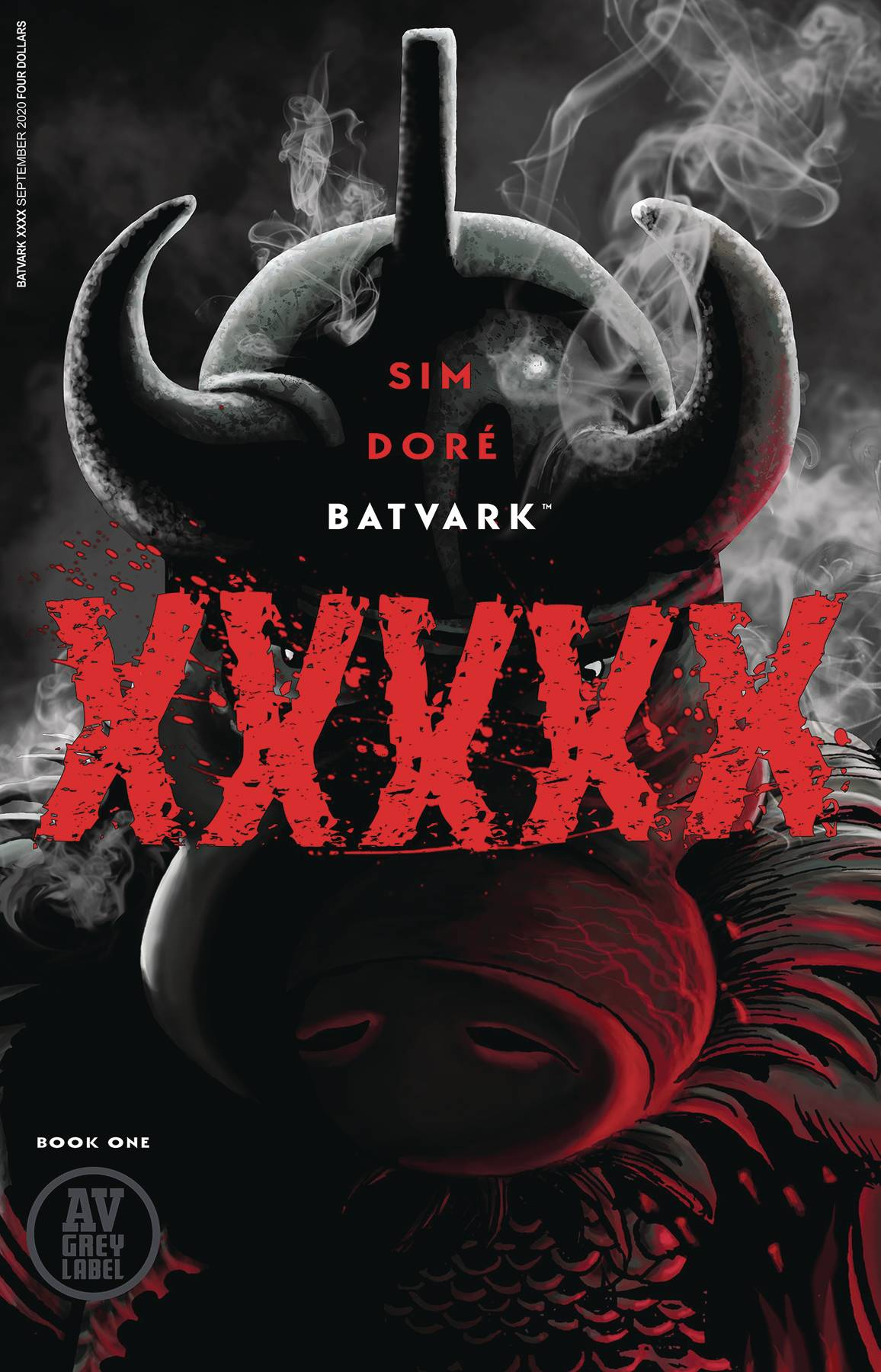 BATVARK XXXXX ONE SHOT (APR208412)