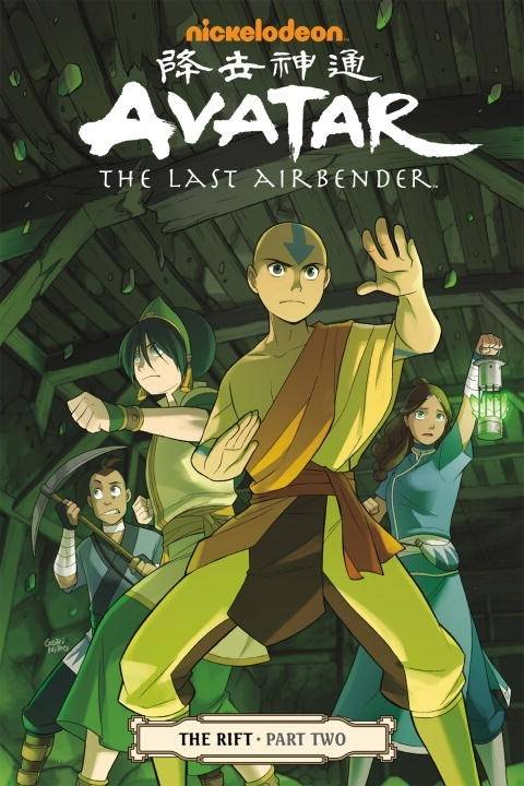 AVATAR LAST AIRBENDER TP VOL 08 RIFT PART 2 (APR208515)