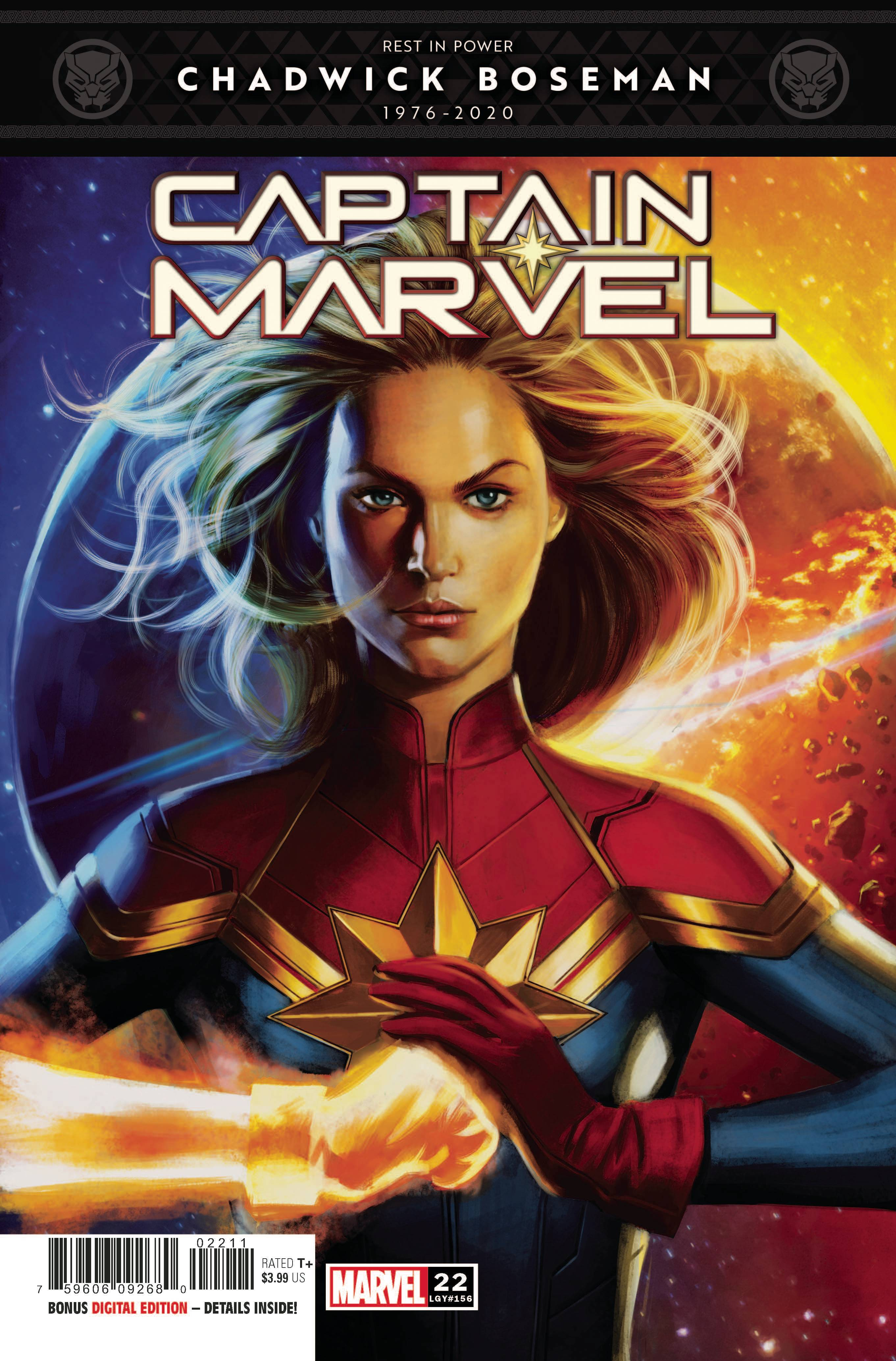 CAPTAIN MARVEL #22