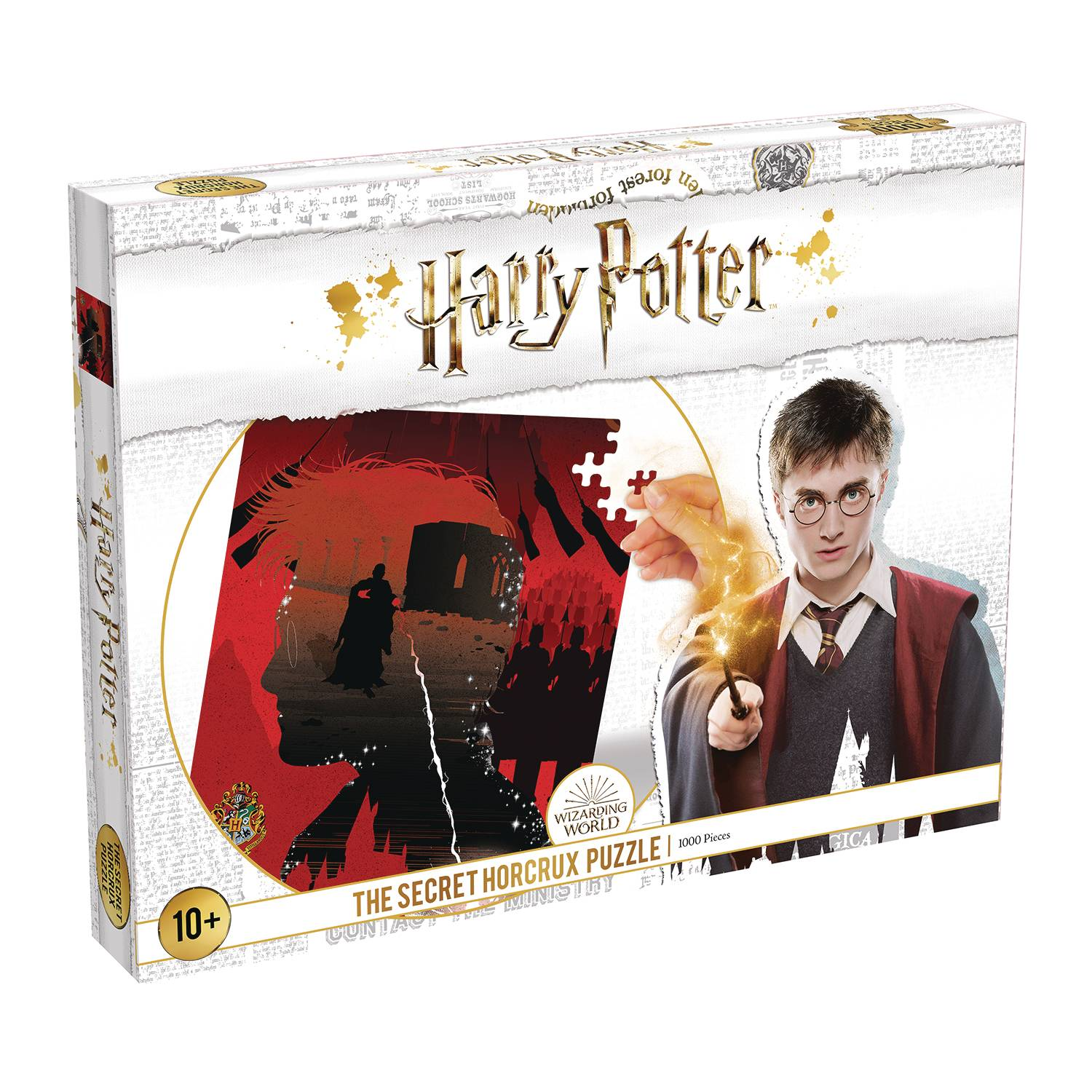 HARRY POTTER HORCRUX 1000PC PUZZLE