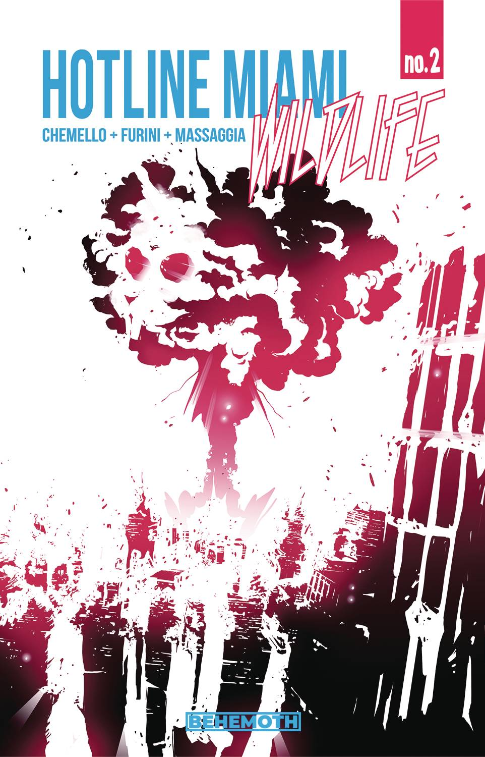 HOTLINE MIAMI WILDLIFE #2 (OF 8) (MR)