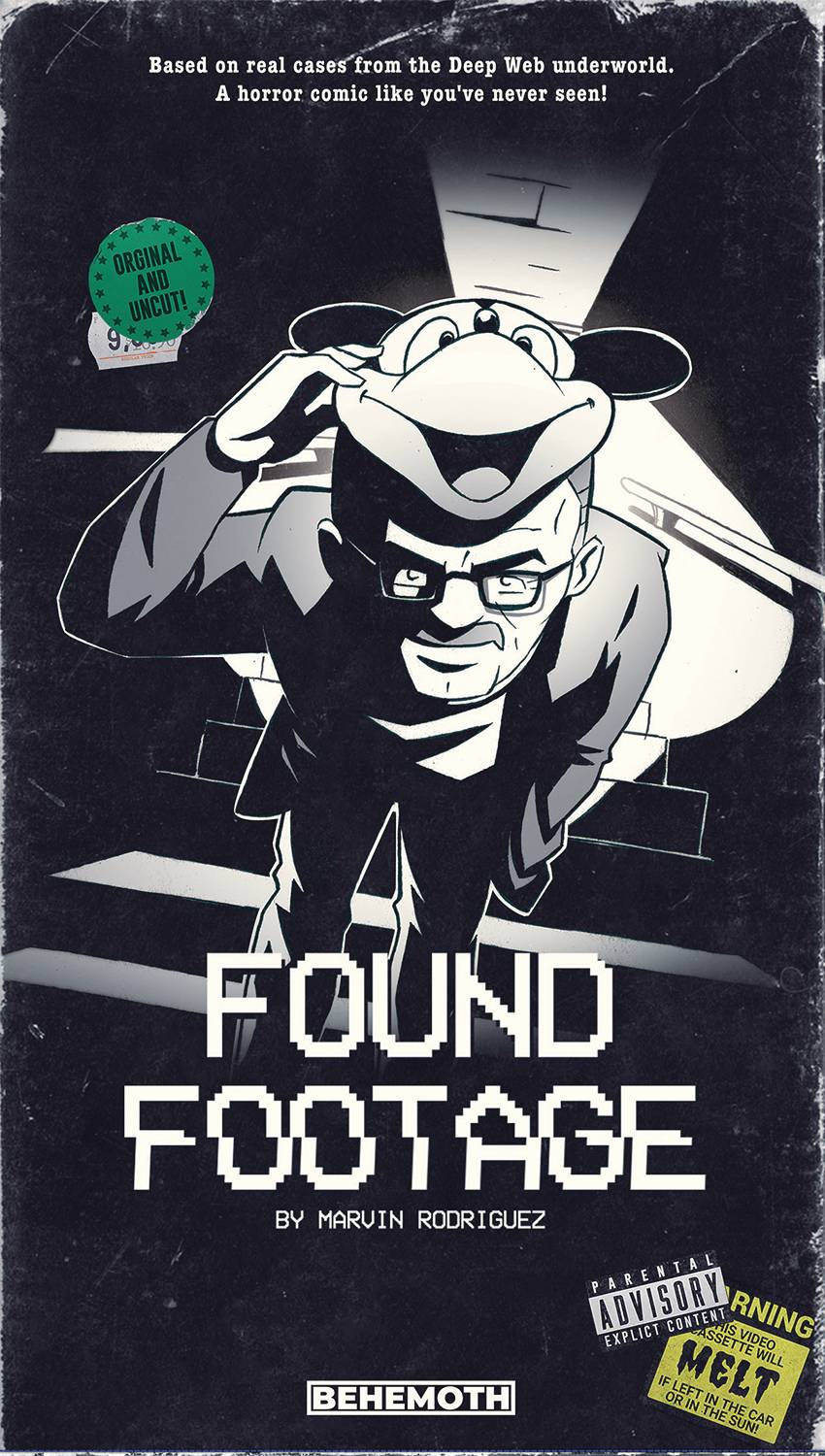 FOUND FOOTAGE GN VOL 01 (MR)