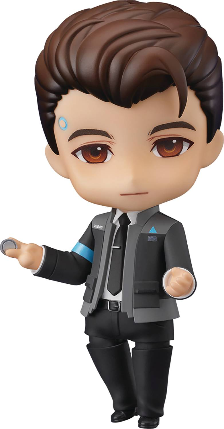 DETROIT BECOME HUMAN CONNOR NENDOROID AF