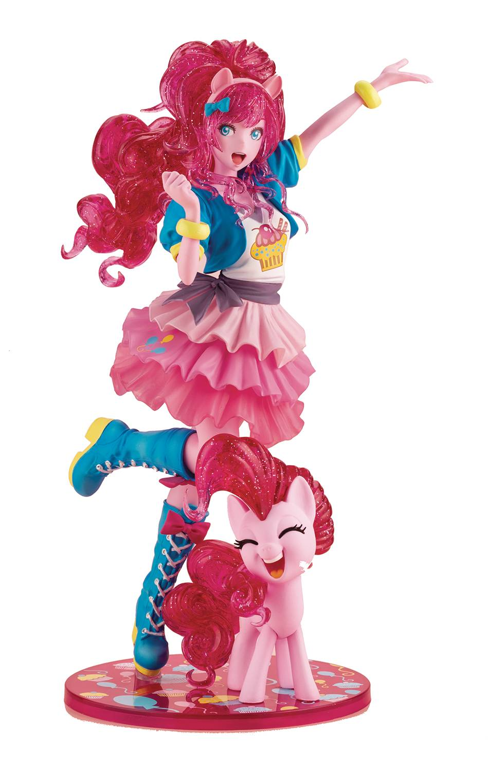 MY LITTLE PONY PINKIE PIE LIMITIED EDITION BISHOUJO STATUE (