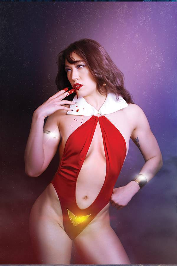 VENGEANCE OF VAMPIRELLA #11 20 COPY LEE COSPLAY VIRGIN INCV
