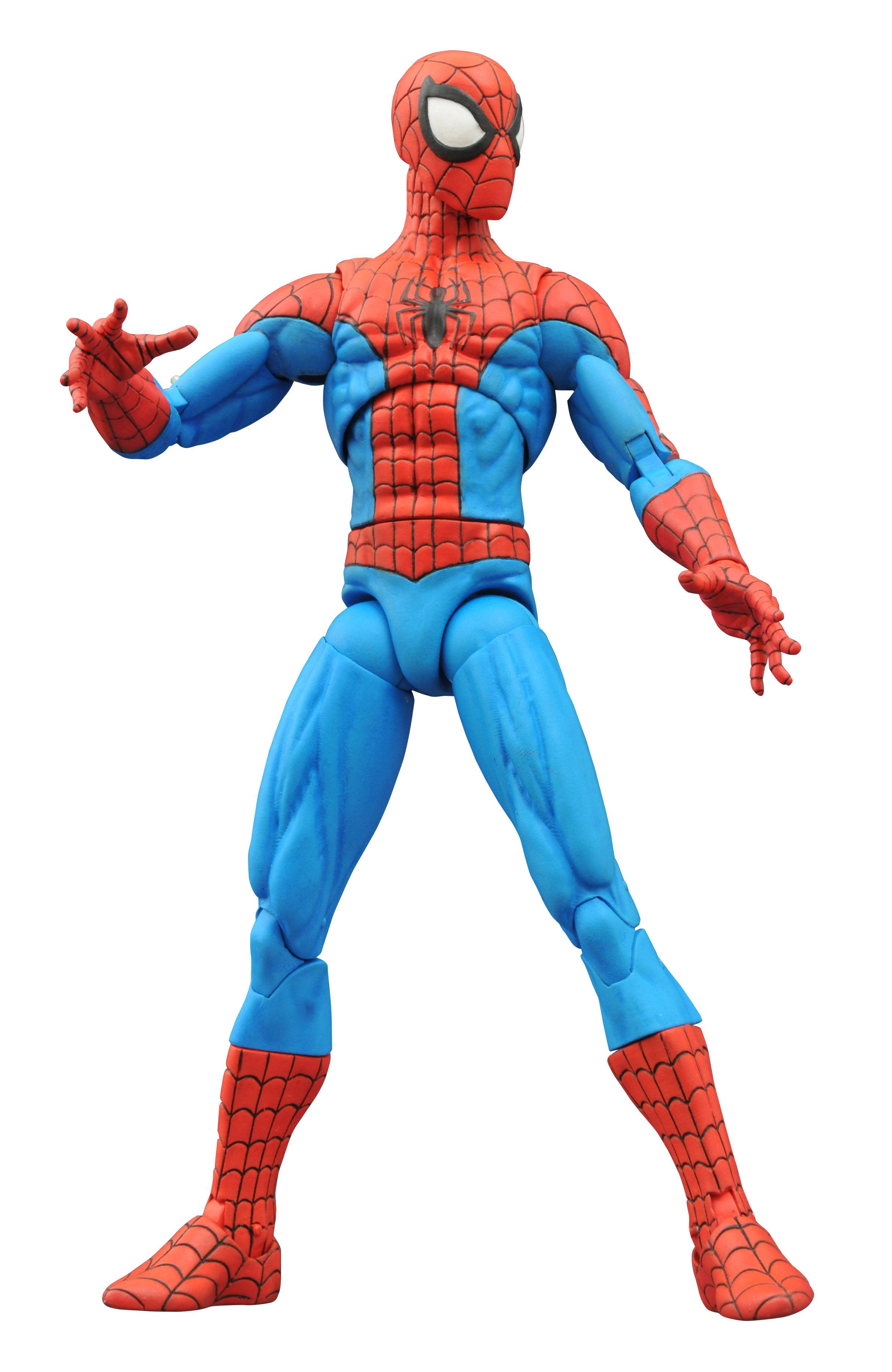 MARVEL SELECT SPECTACULAR SPIDER-MAN AF