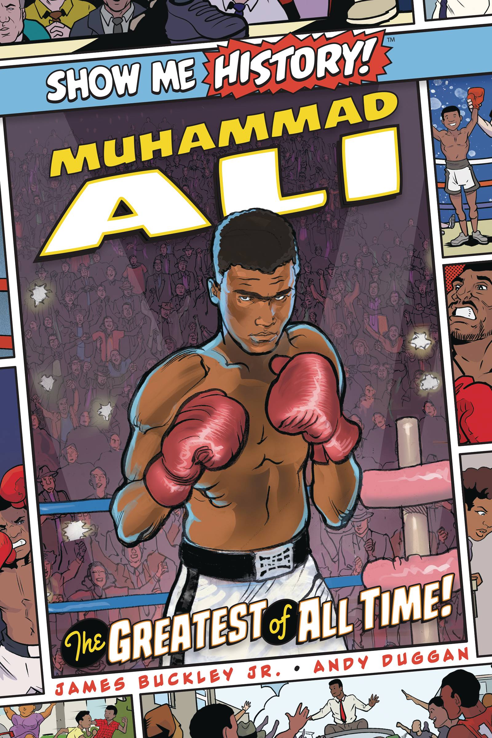SHOW ME HISTORY GN MUHAMMAD ALI GREATEST ALL TIME
