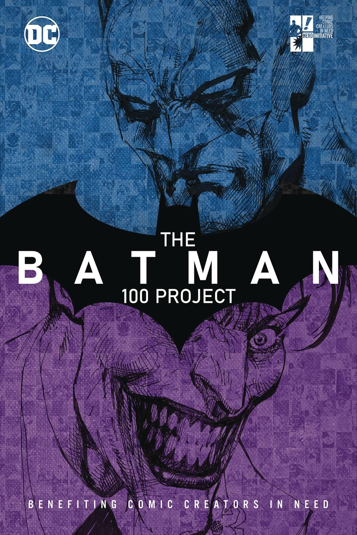 BATMAN 100 PROJECT SC