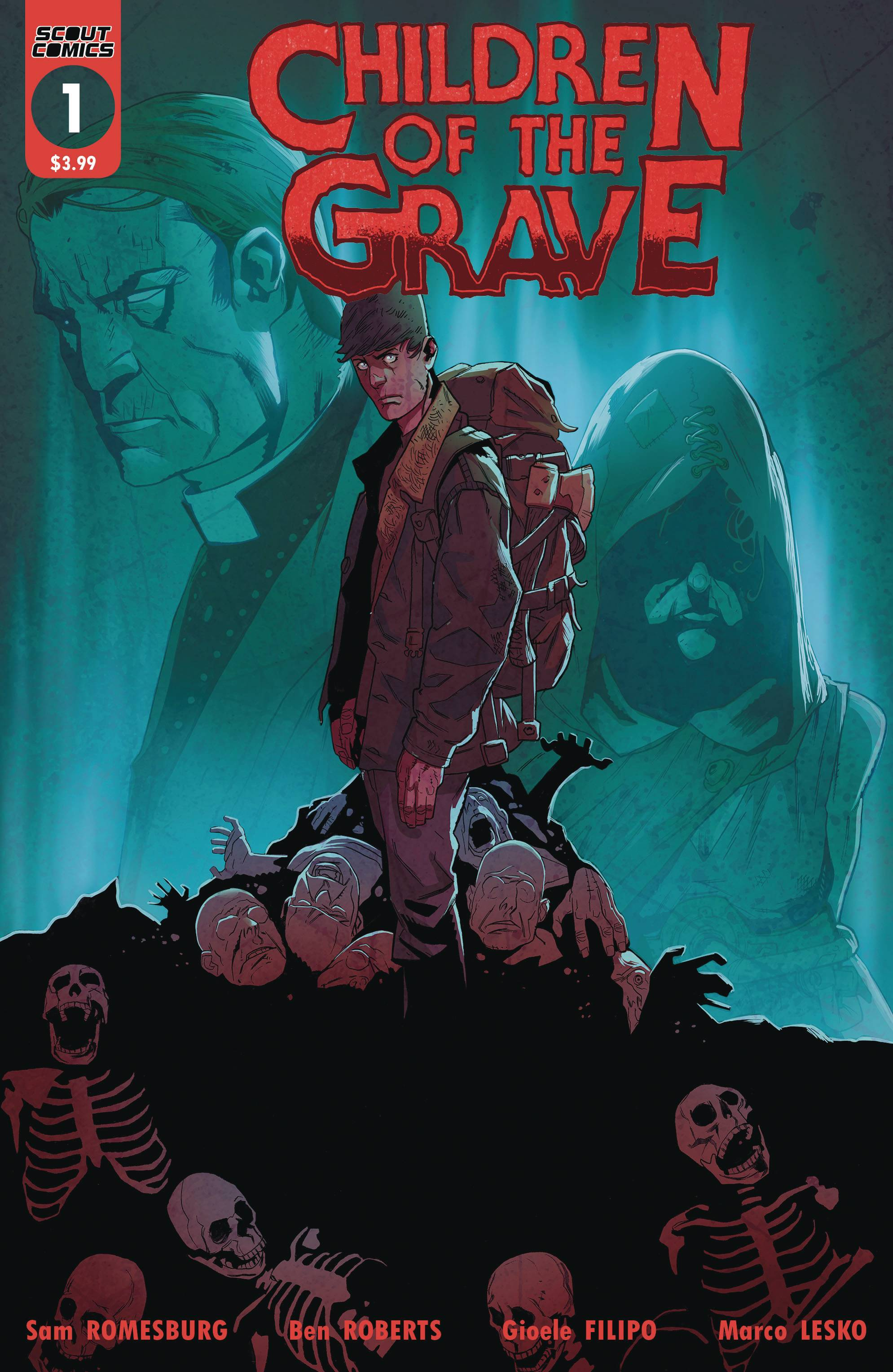 CHILDREN OF THE GRAVE #1