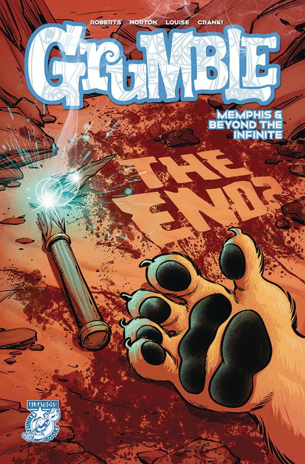 GRUMBLE MEMPHIS & BEYOND THE INFINITE #5 (OF 5)