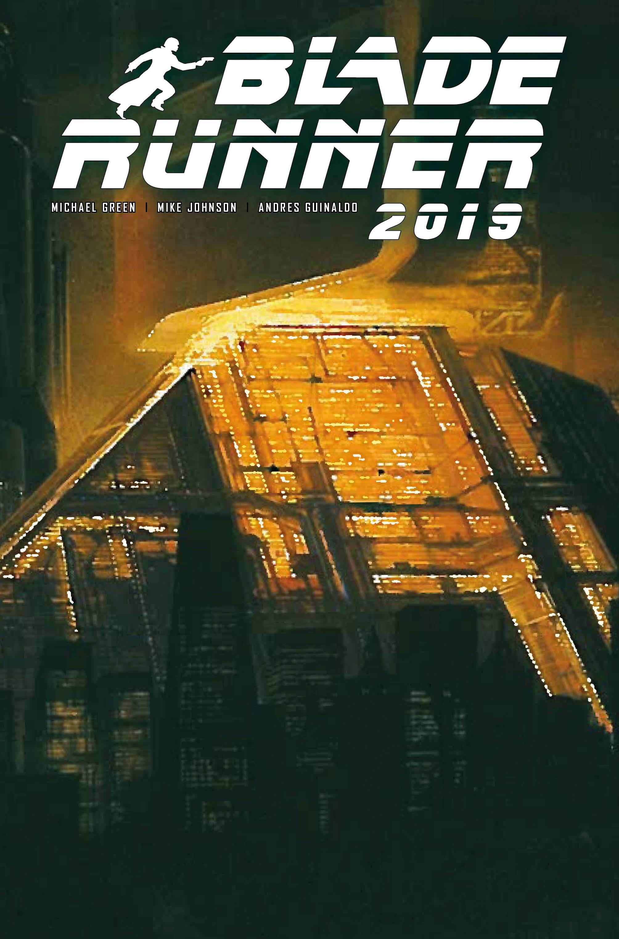 BLADE RUNNER 2019 #12 CVR B MEAD (MR)