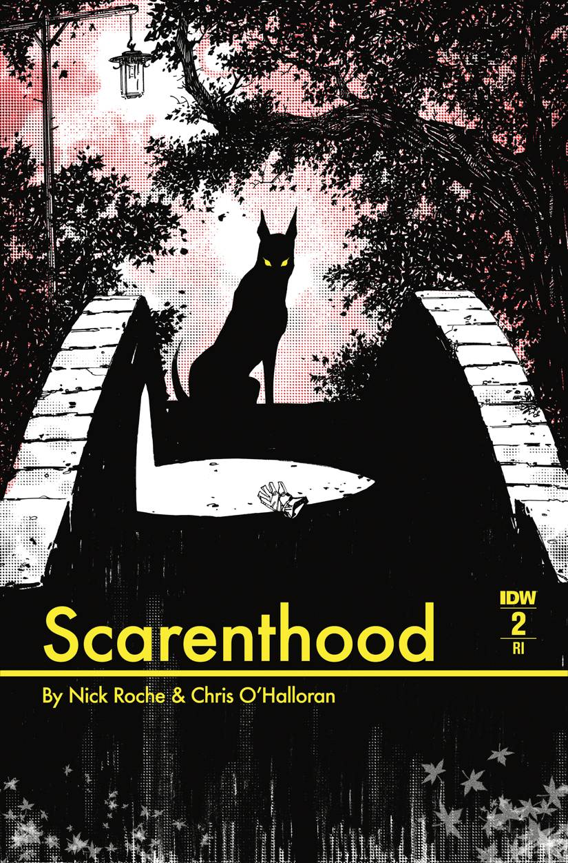 SCARENTHOOD #2 (OF 4) 10 COPY ICV JOHN MCCREA