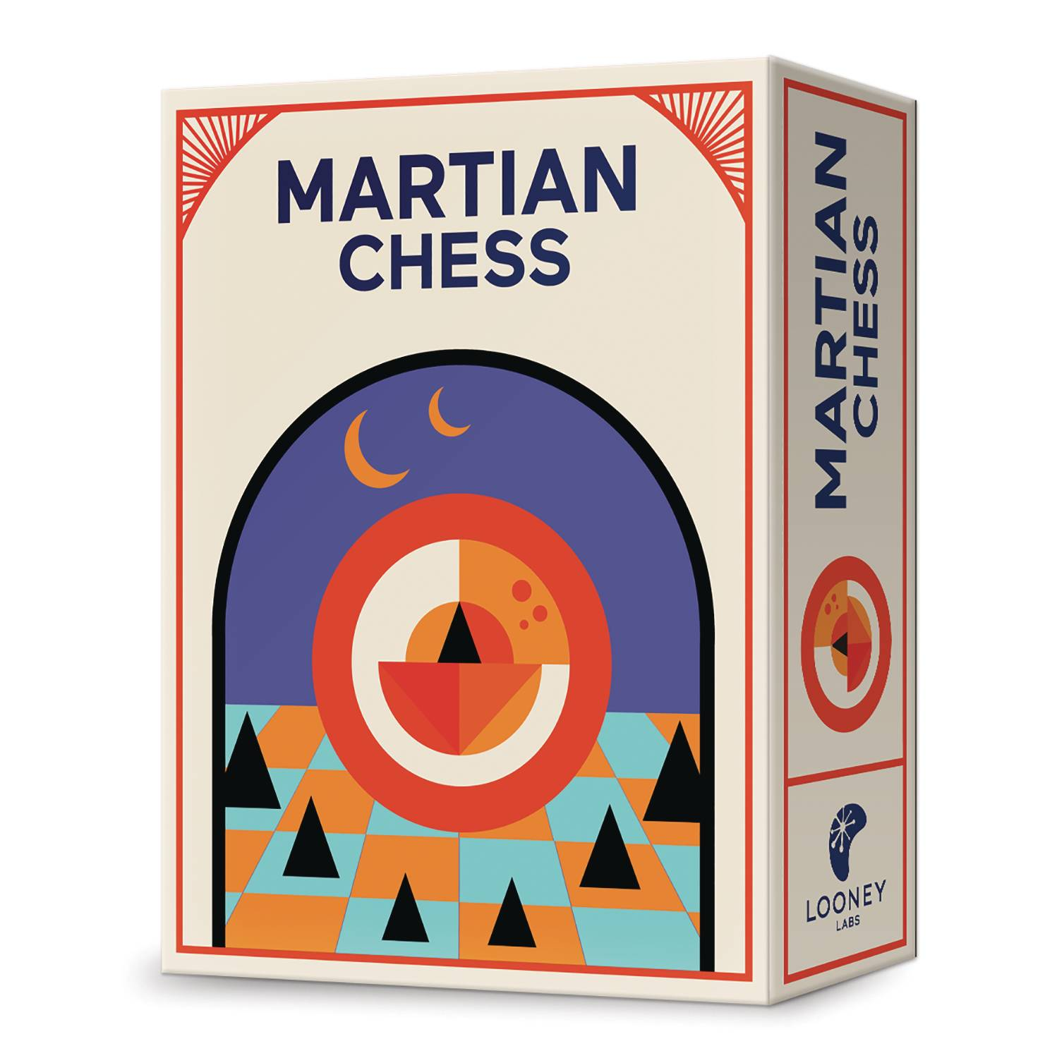 MARTIAN CHESS GAME