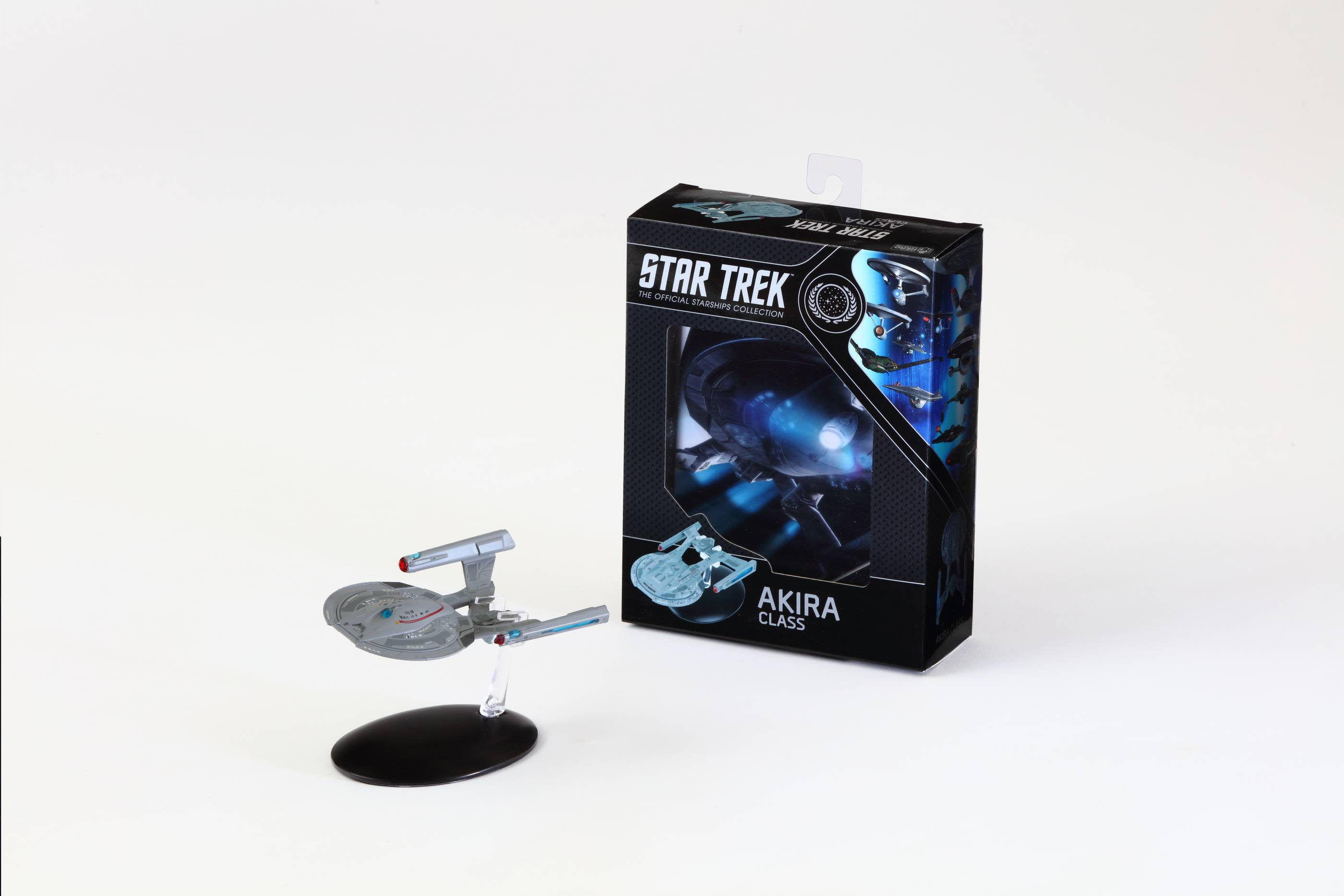 STAR TREK STARSHIPS BEST OF FIG #14 AKIRA CLASS THUNDERCHILD