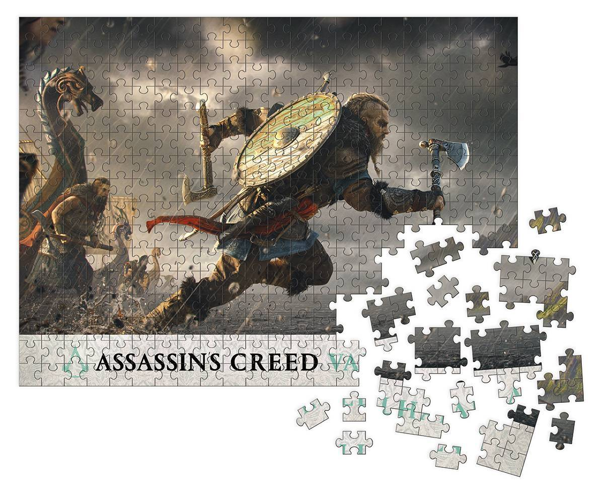 ASSASSINS CREED VALHALLA FORTRESS ASSAULT PUZZLE (O/A)