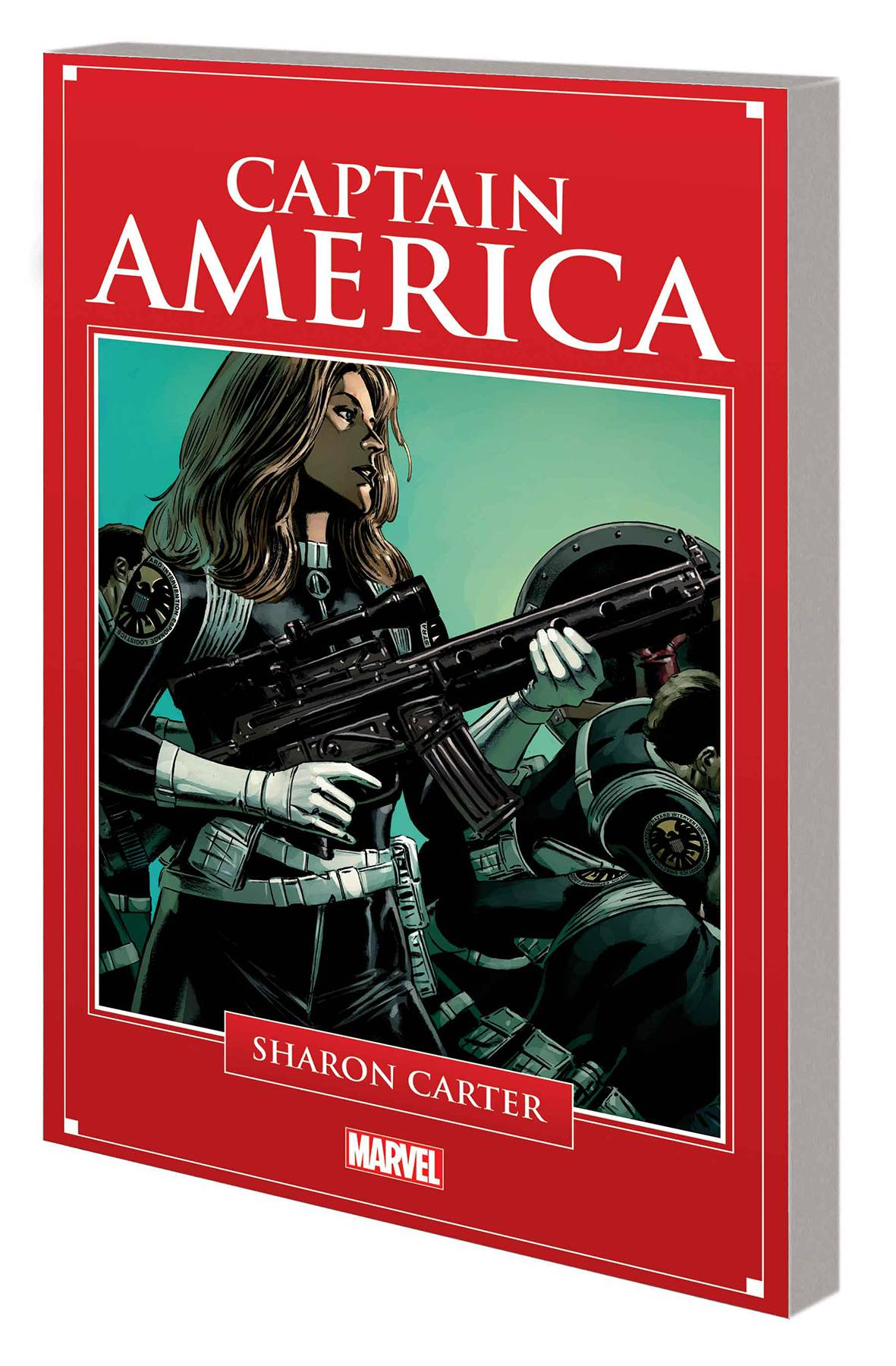 CAPTAIN AMERICA TP SHARON CARTER