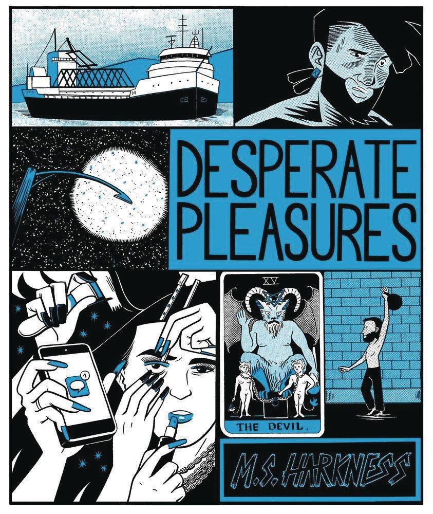 DESPERATE PLEASURES GN (MR)