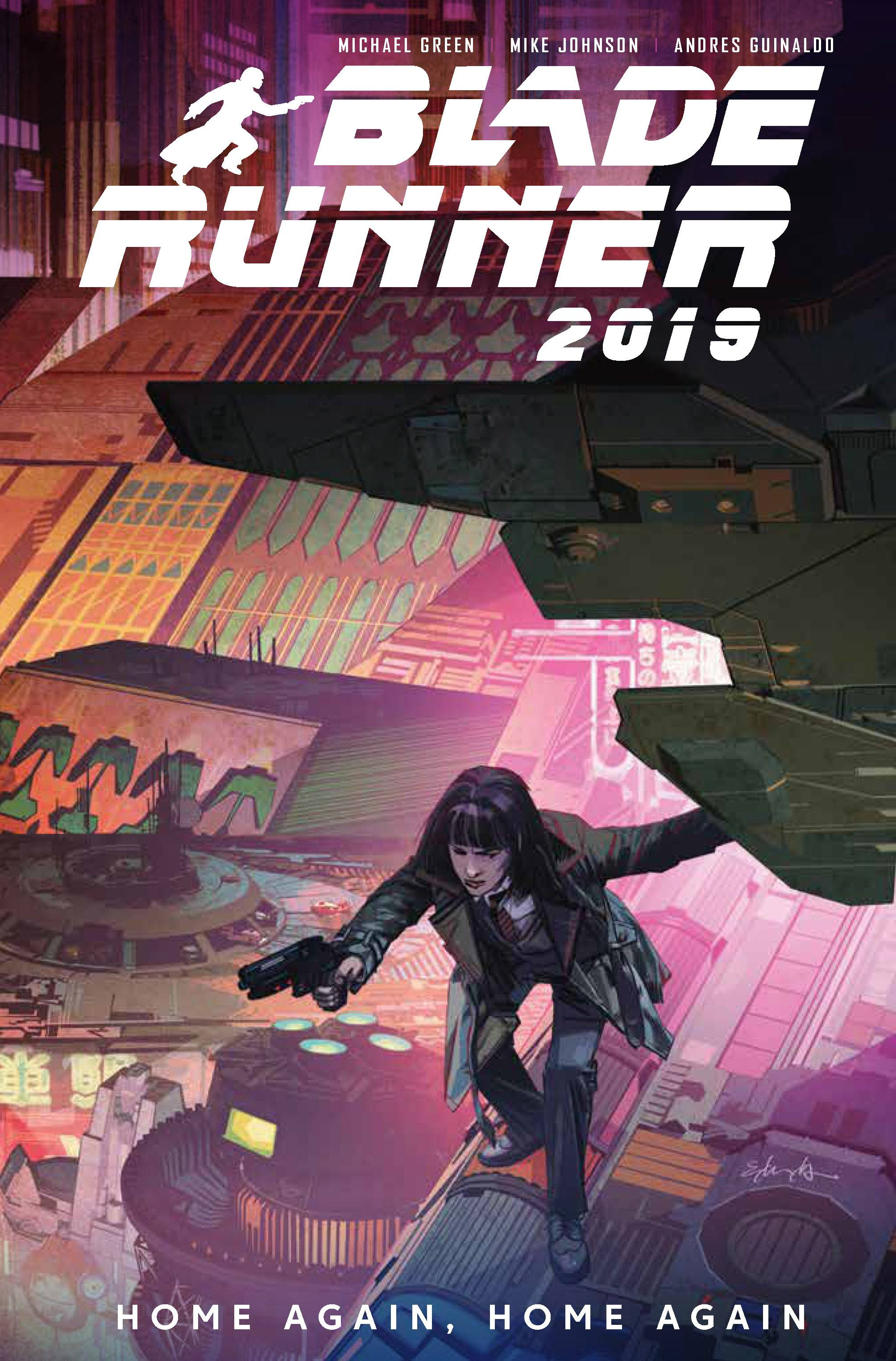 BLADE RUNNER TP VOL 03 HOME AGAIN HOME AGAIN (OCT201588)