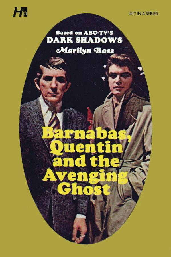 DARK SHADOWS PB LIB NOVEL VOL 17 BARNABAS QUENTIN AVENGING G