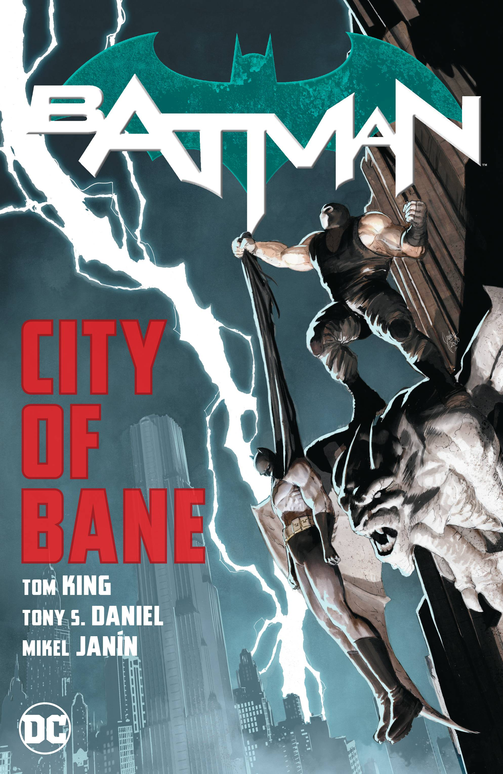 BATMAN CITY OF BANE COMPLETE COLLECTION TP