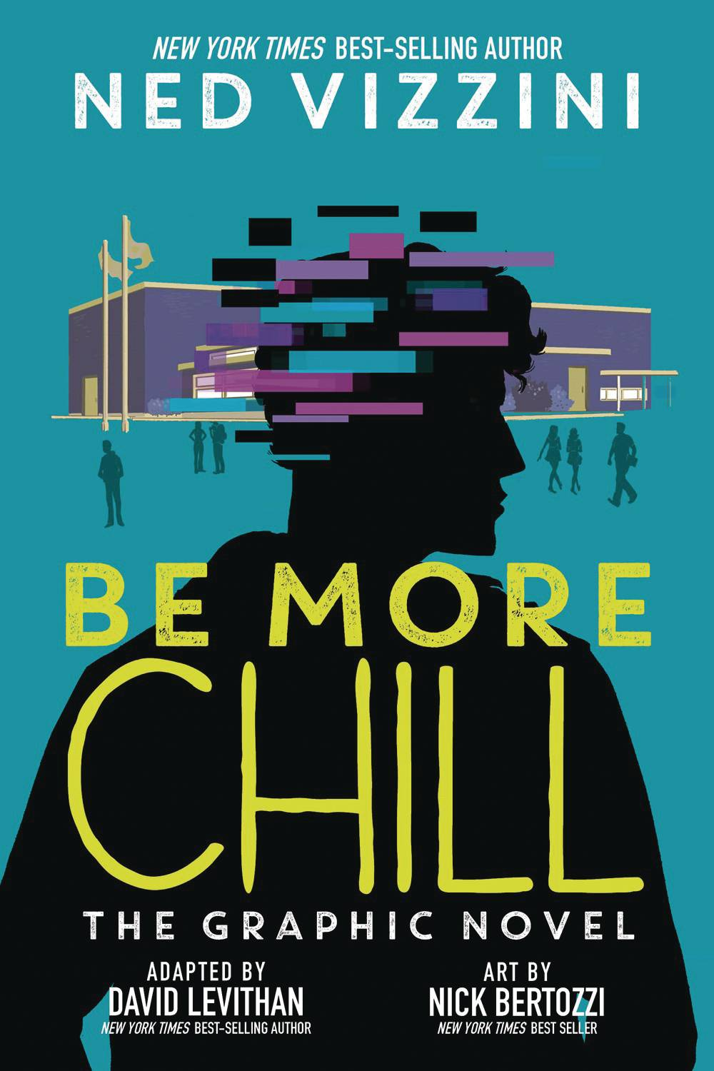 BE MORE CHILL HC GN