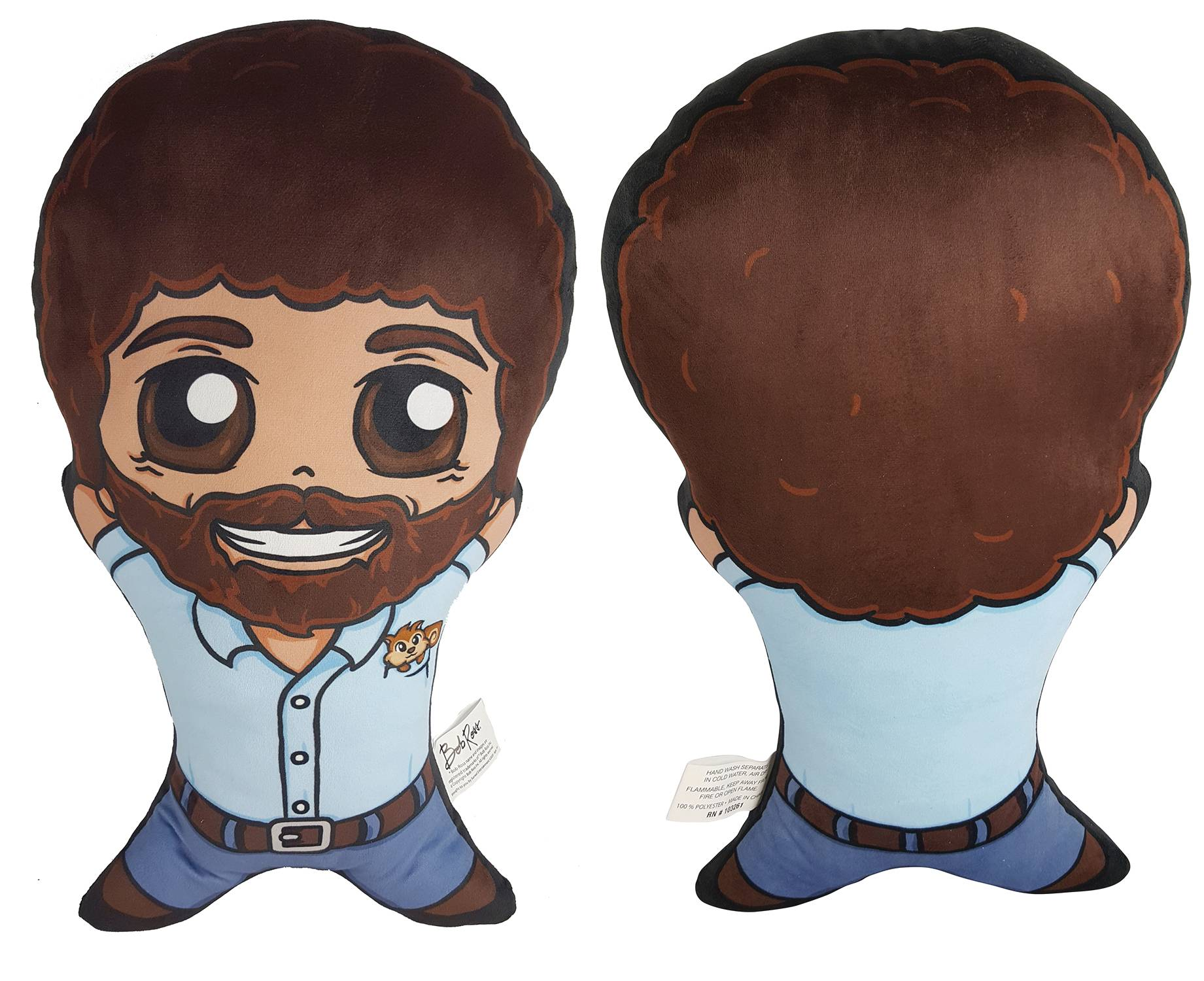PAL-O BOB ROSS PILLOW PLUSH