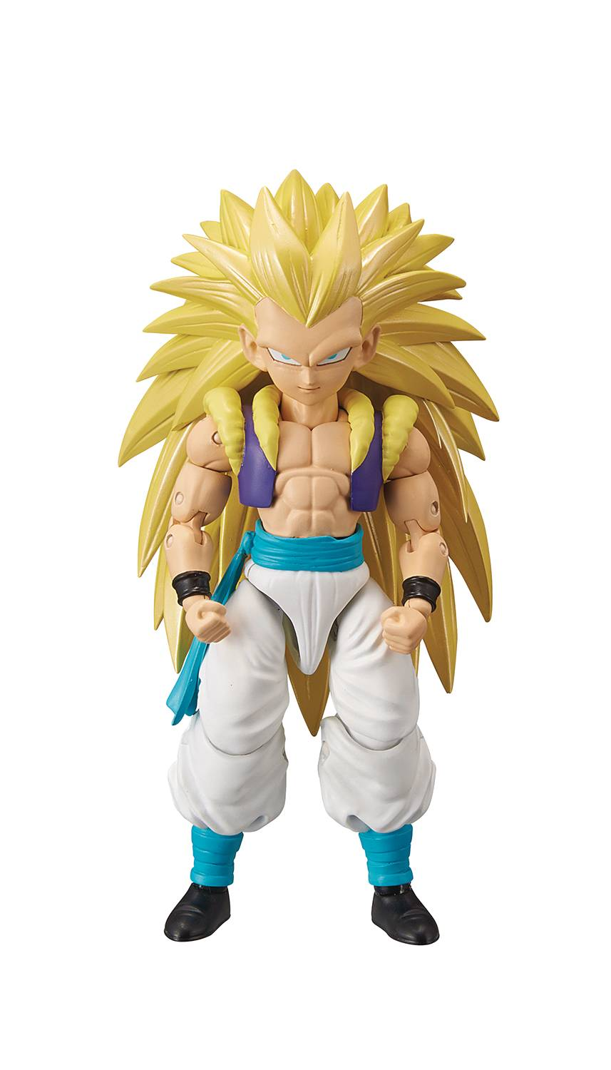DRAGON BALL SUPER DRAGON STARS SS 3 GOTENKS 6.5IN AF  (