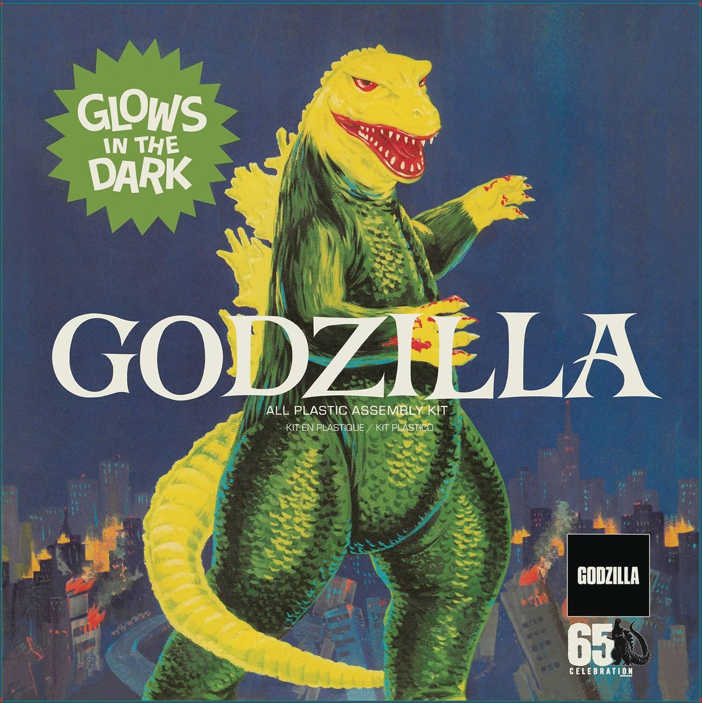 GODZILLA AURORA 1/500 SCALE MODEL KIT W/GITD PARTS (JUL20878
