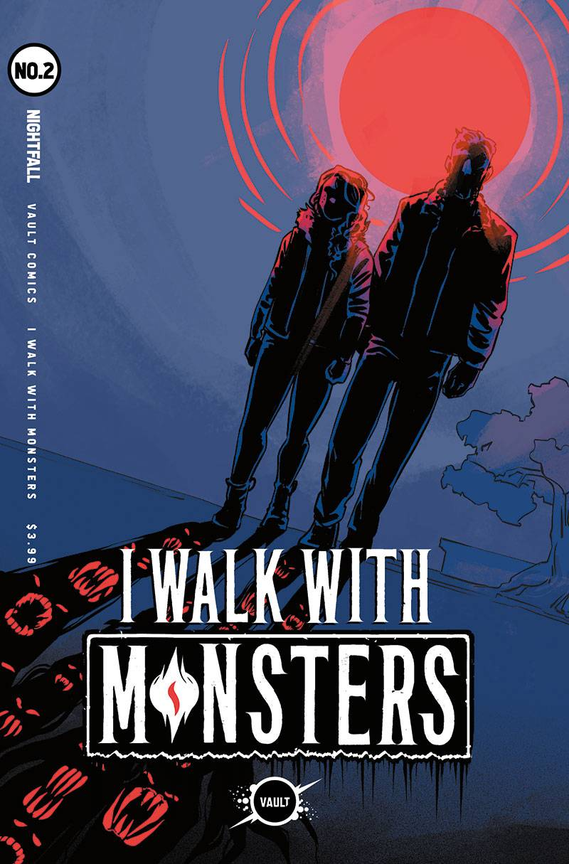 I WALK WITH MONSTERS #2 CVR B HICKMAN (MR)