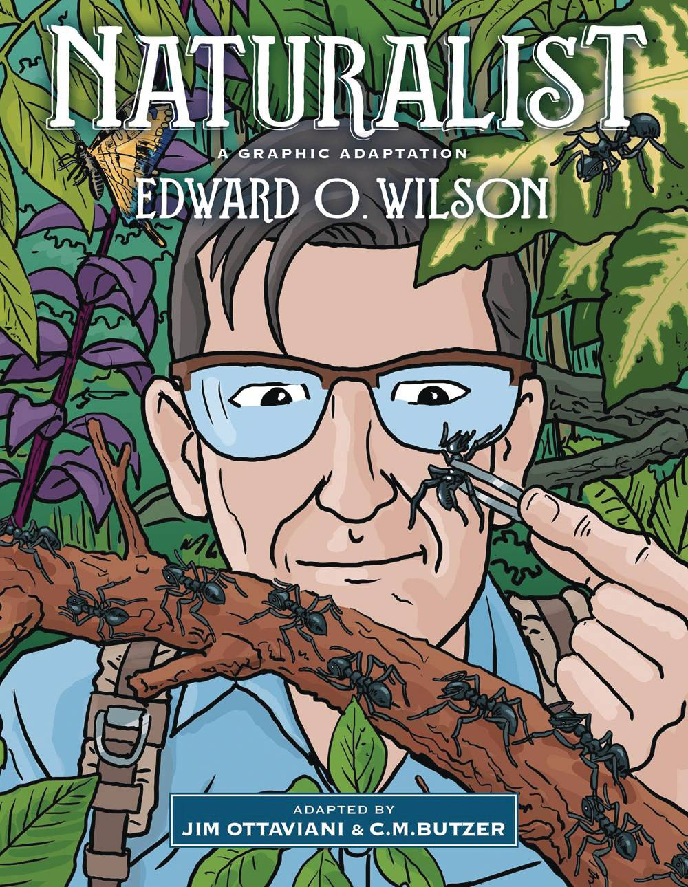 NATURALIST GRAPHIC ADAPTATION