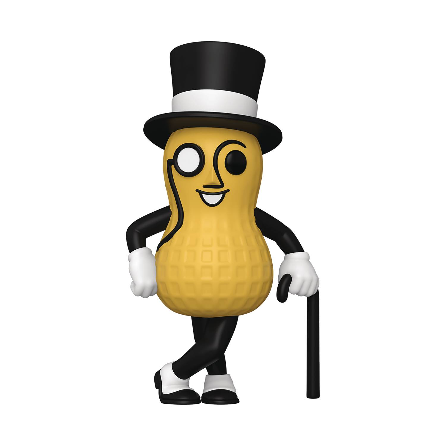 POP AD ICONS PLANTERS MR PEANUT VIN FIG