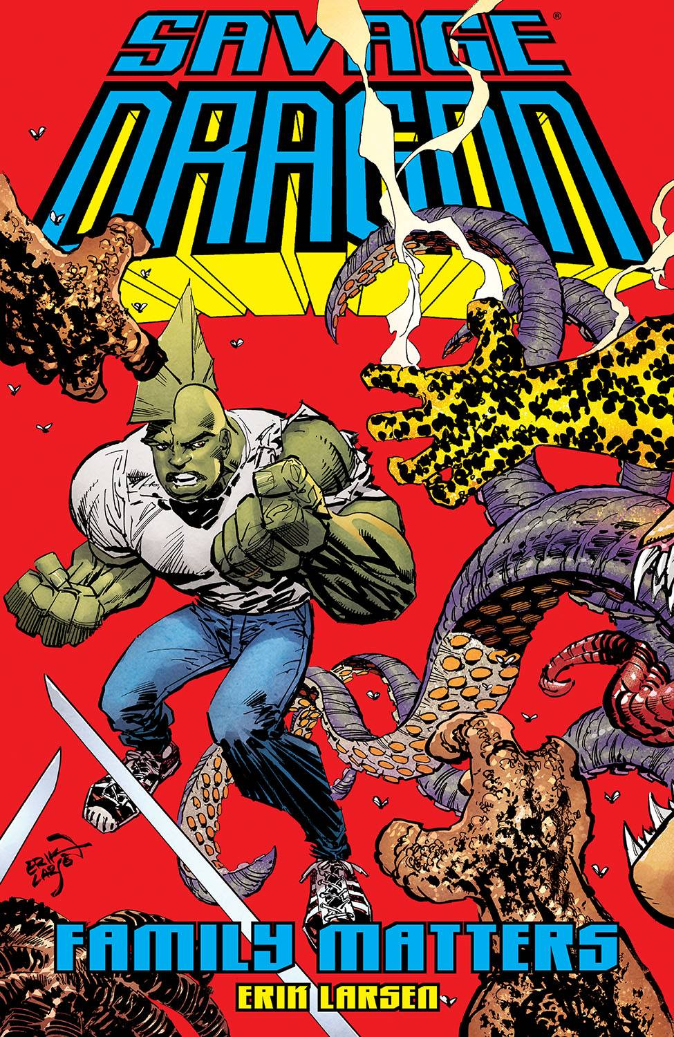 SAVAGE DRAGON FAMILY MATTERS TP (OCT200117) (MR)
