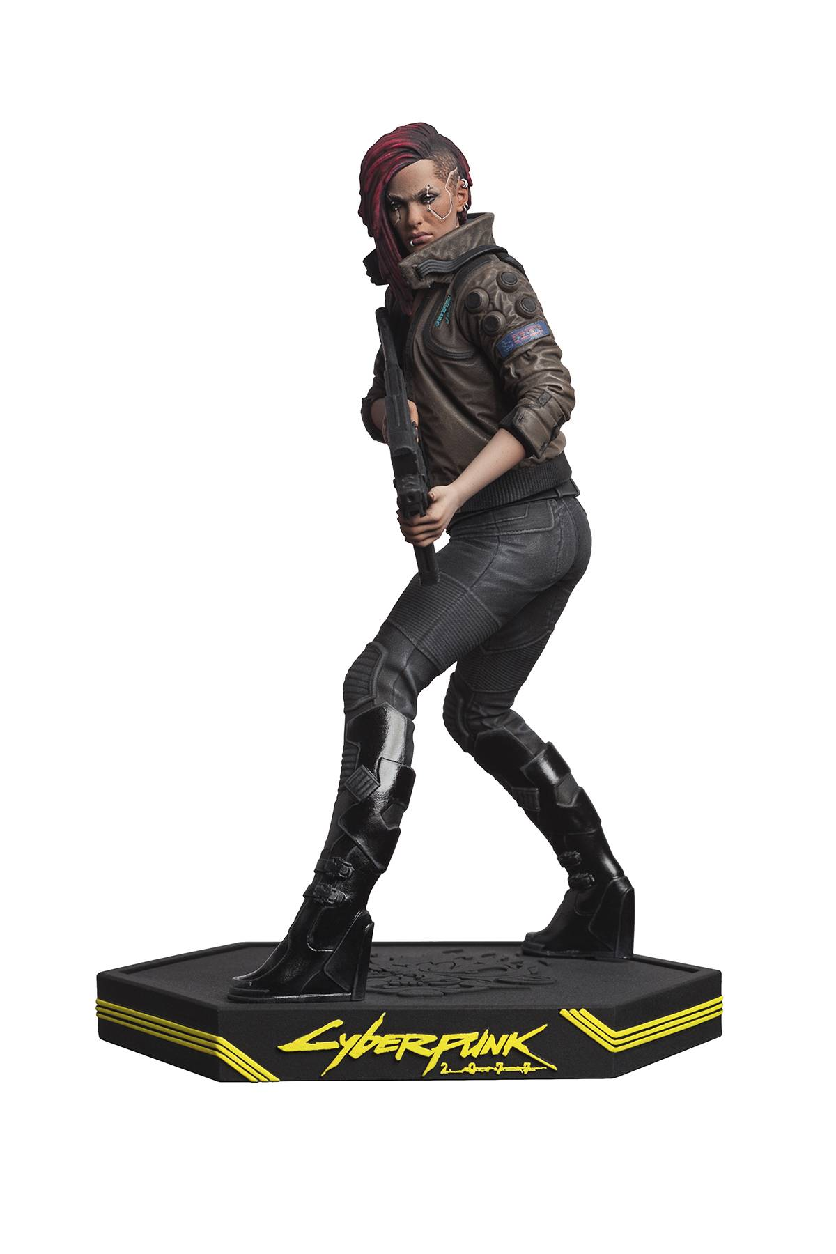 CYBERPUNK 2077 V-FEMALE 10 IN FIG