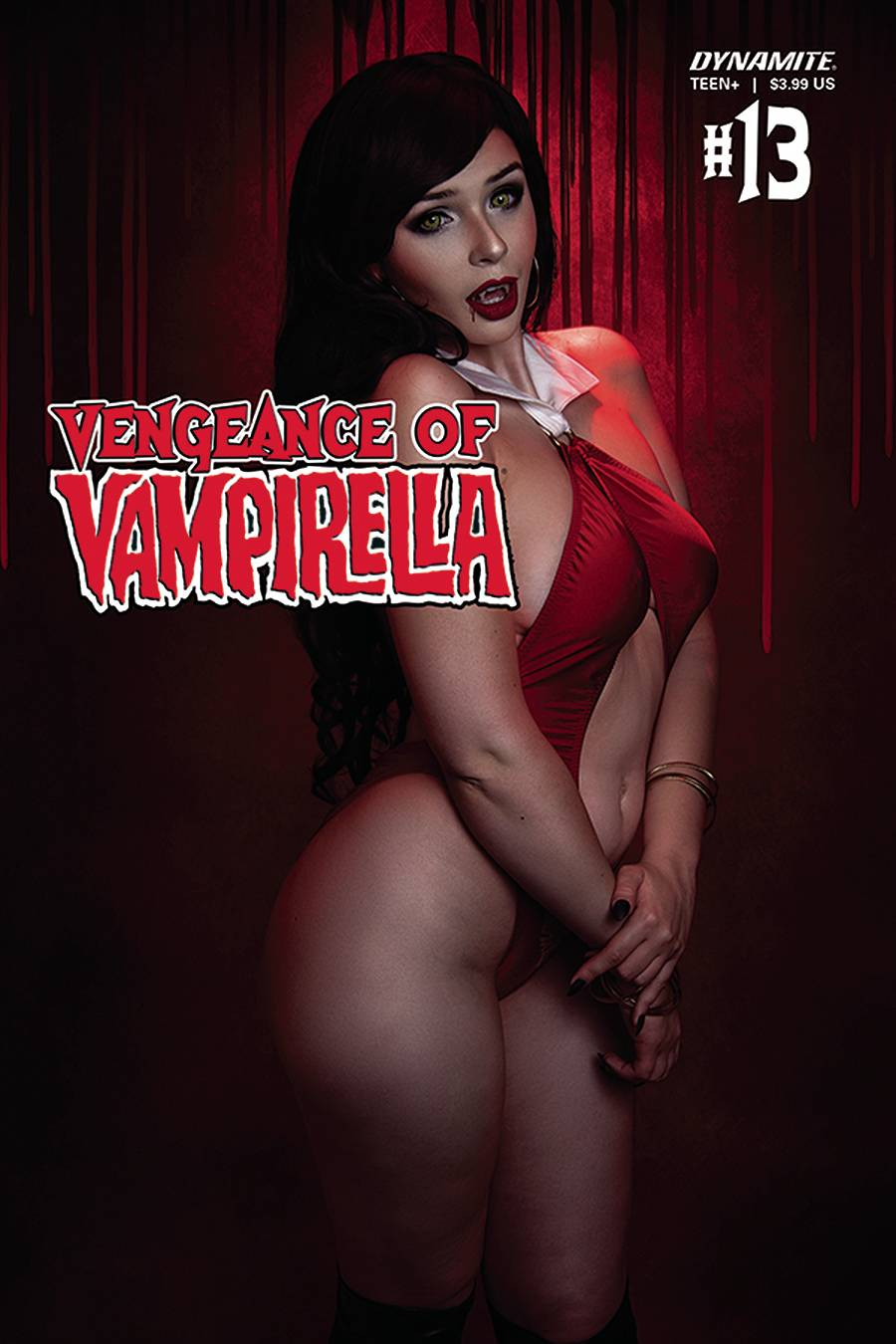 VENGEANCE OF VAMPIRELLA #13 CVR D SCOTT COSPLAY