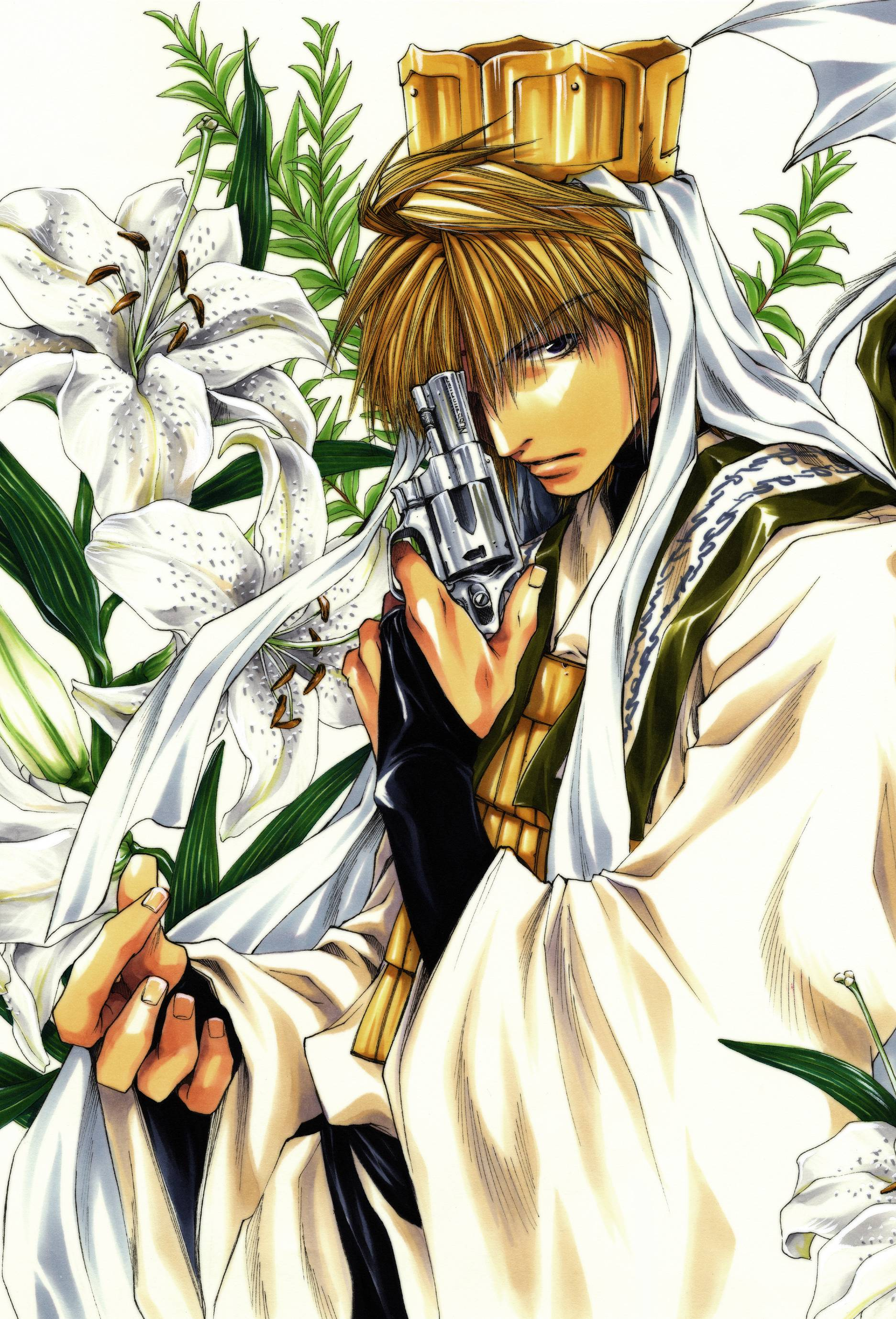 SAIYUKI ORIGINAL SERIES RESURRECTED HC GN VOL 04