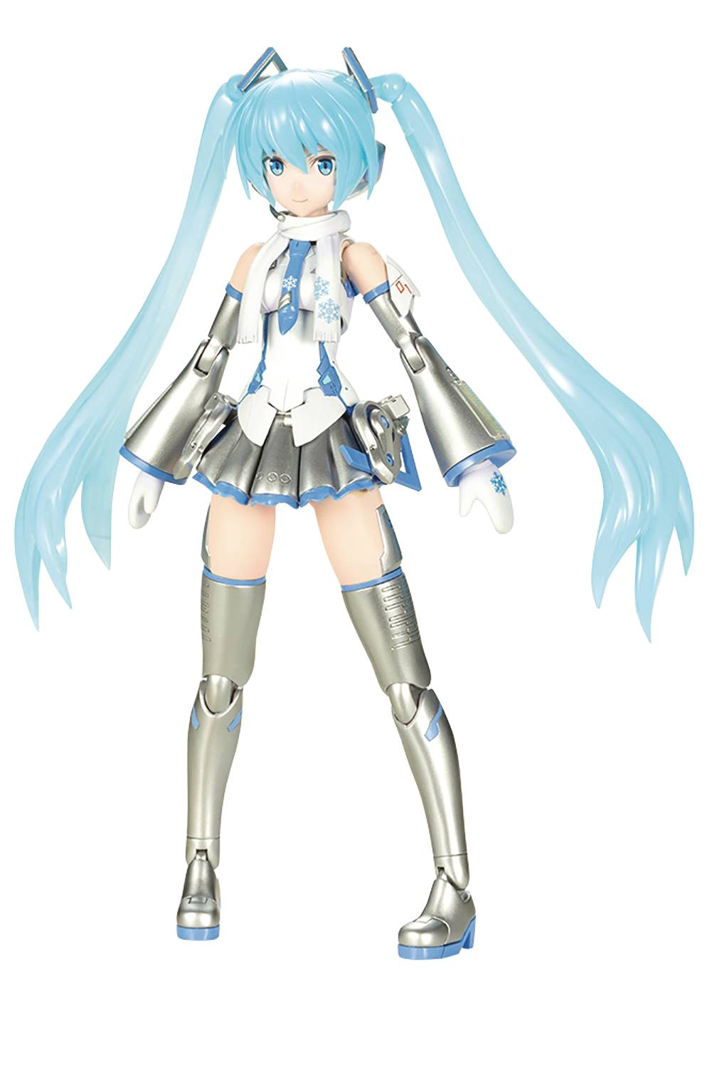 FRAME ARMS GIRL FRAME MUSIC GIRL SNOW MIKU PLASTIC MODEL KIT