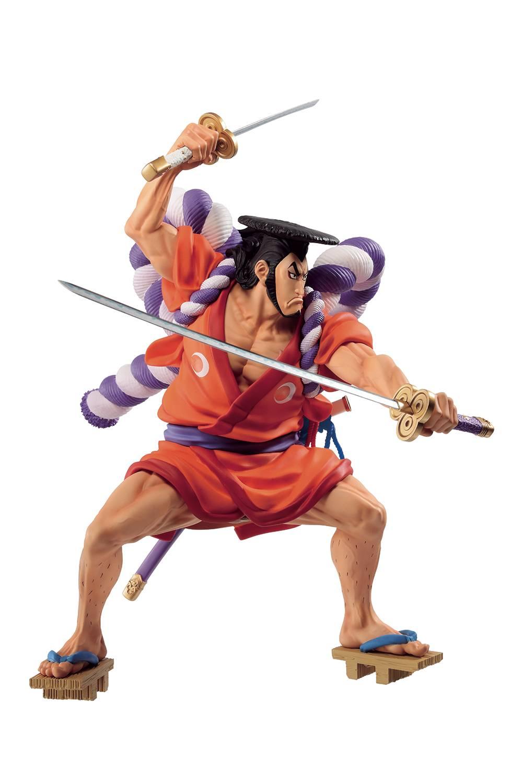 AUG208144 - ONE PIECE KOZUKI ODEN ICHIBAN FIG - Previews World