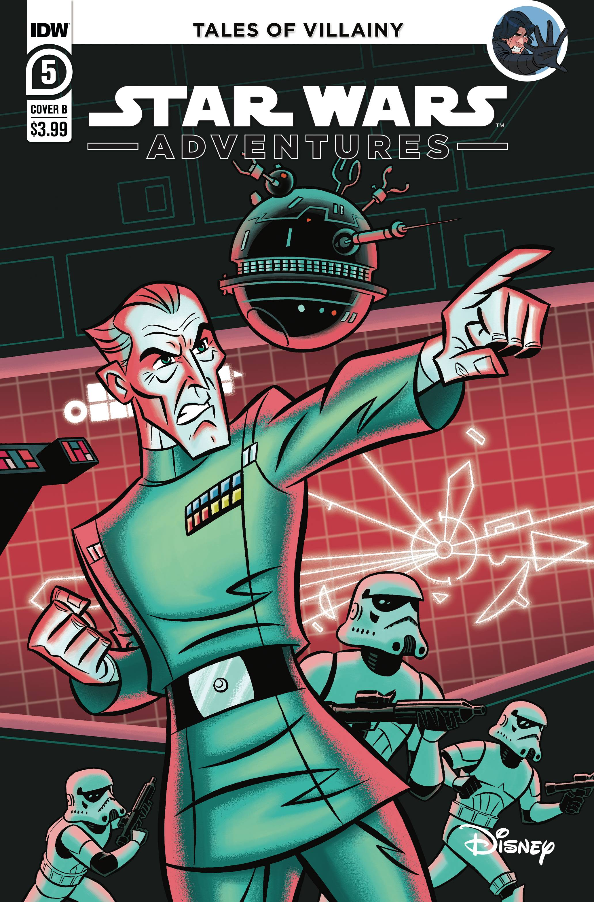 STAR WARS ADVENTURES #26 MAIN COVER A CHARM IDW PUBLISHING 2019 EB25