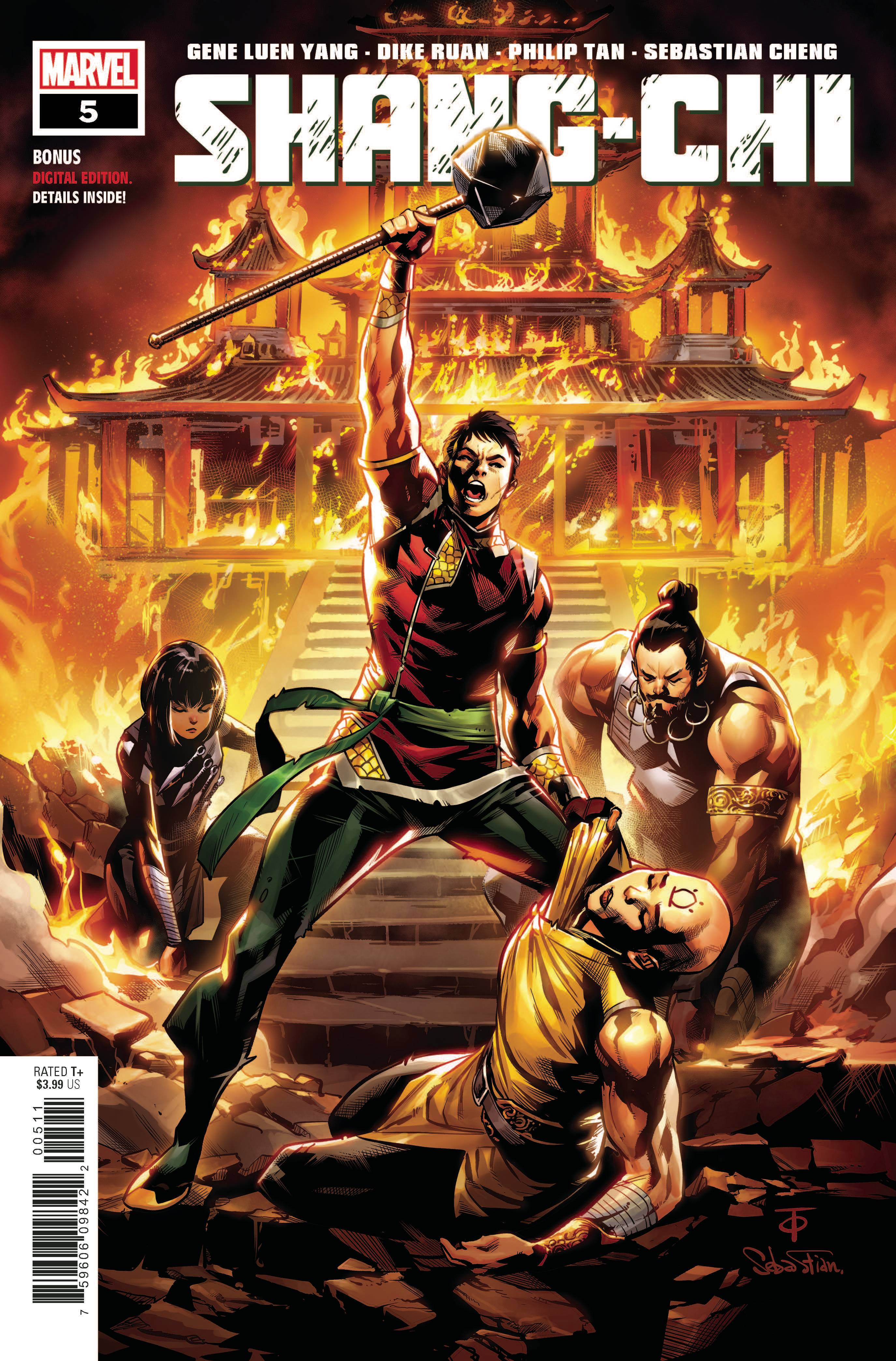 Image result for shang chi #5