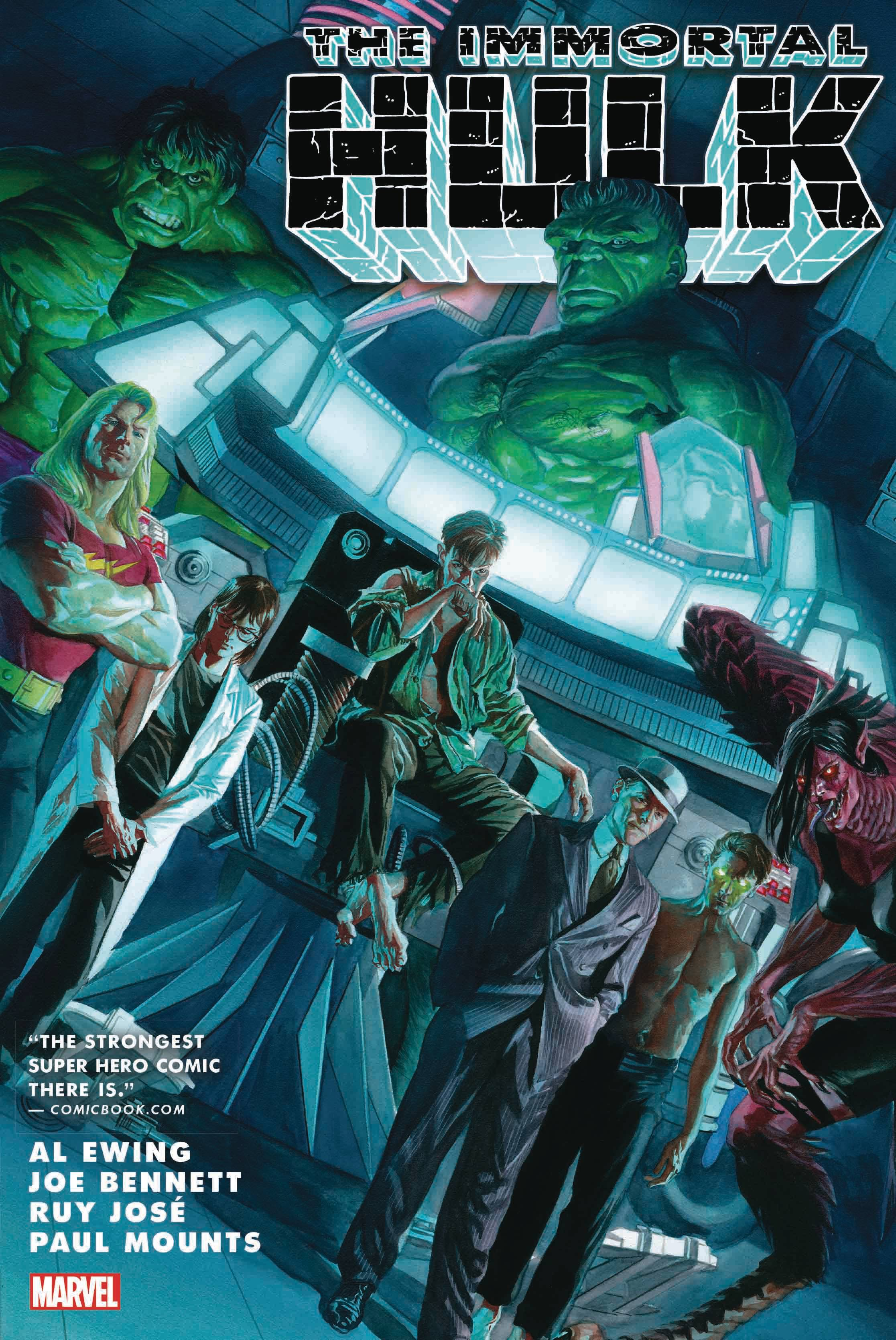 IMMORTAL HULK HC VOL 03