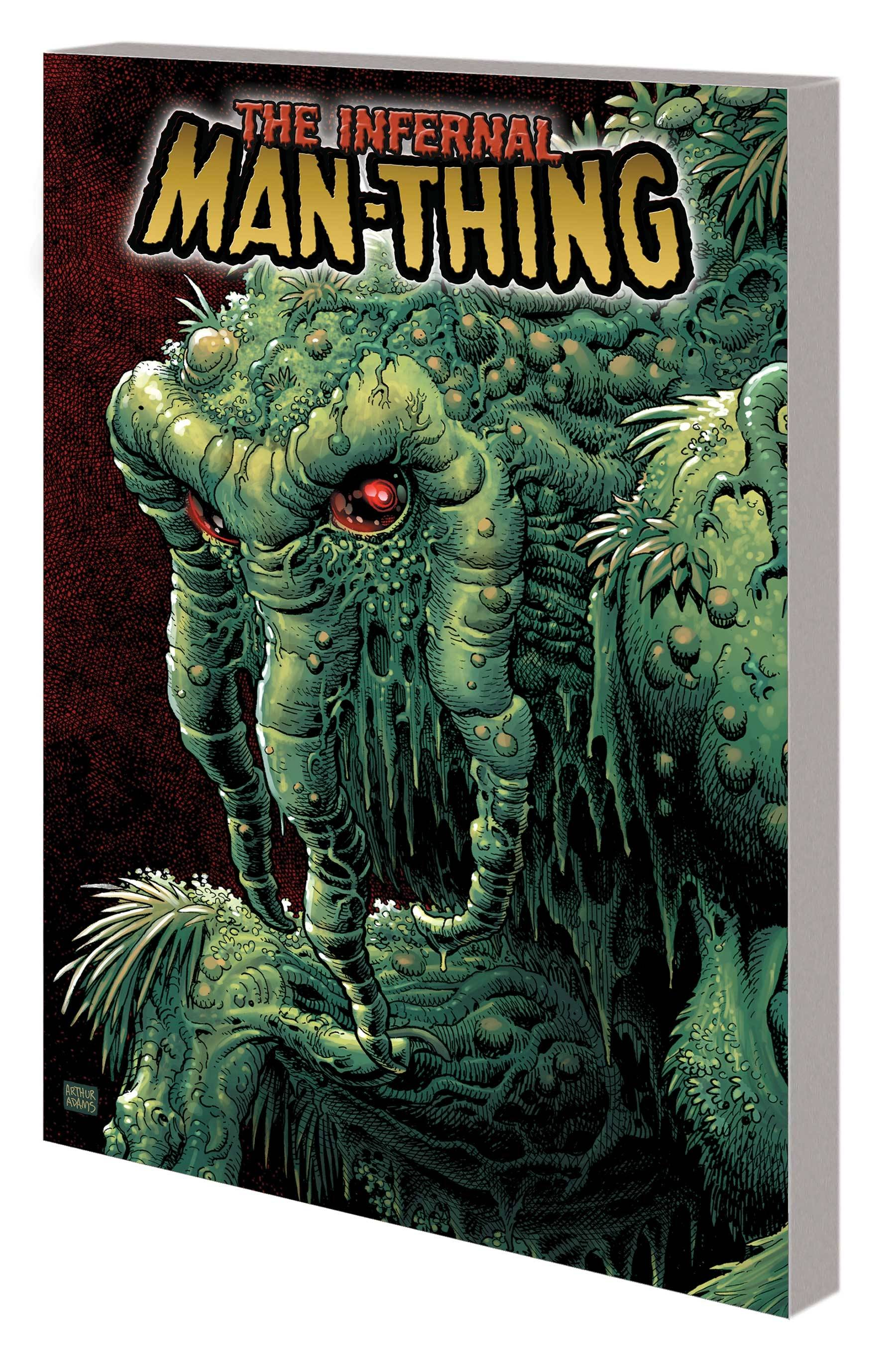 MAN-THING BY STEVE GERBER COMPLETE COLLECTION TP VOL 03