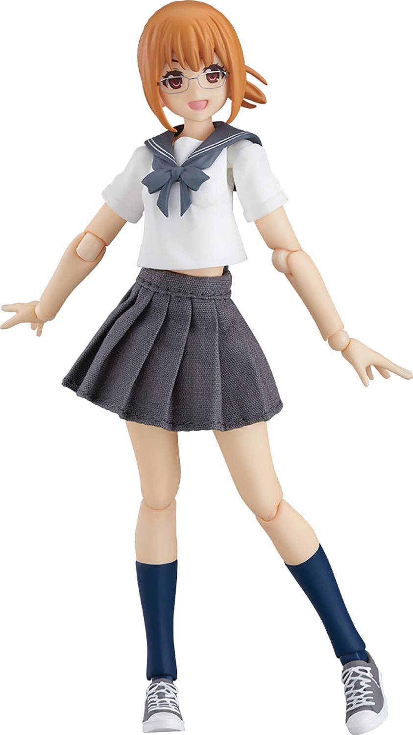 EMILY FEMALE BODY SAILOR OUTFIT FIGMA AF