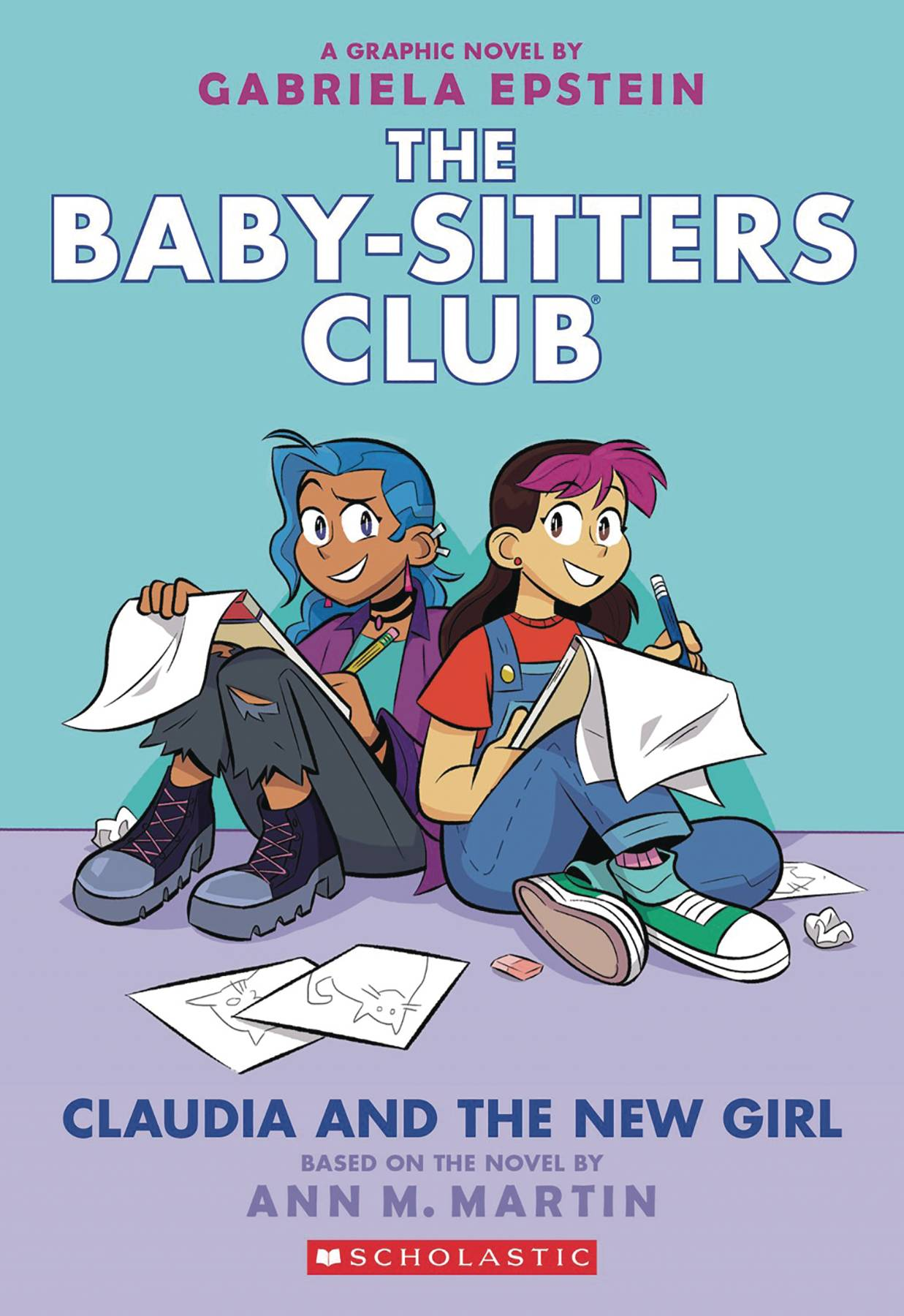 BABY SITTERS CLUB COLOR ED GN HC VOL 09 CLAUDIA & NEW GIRL (