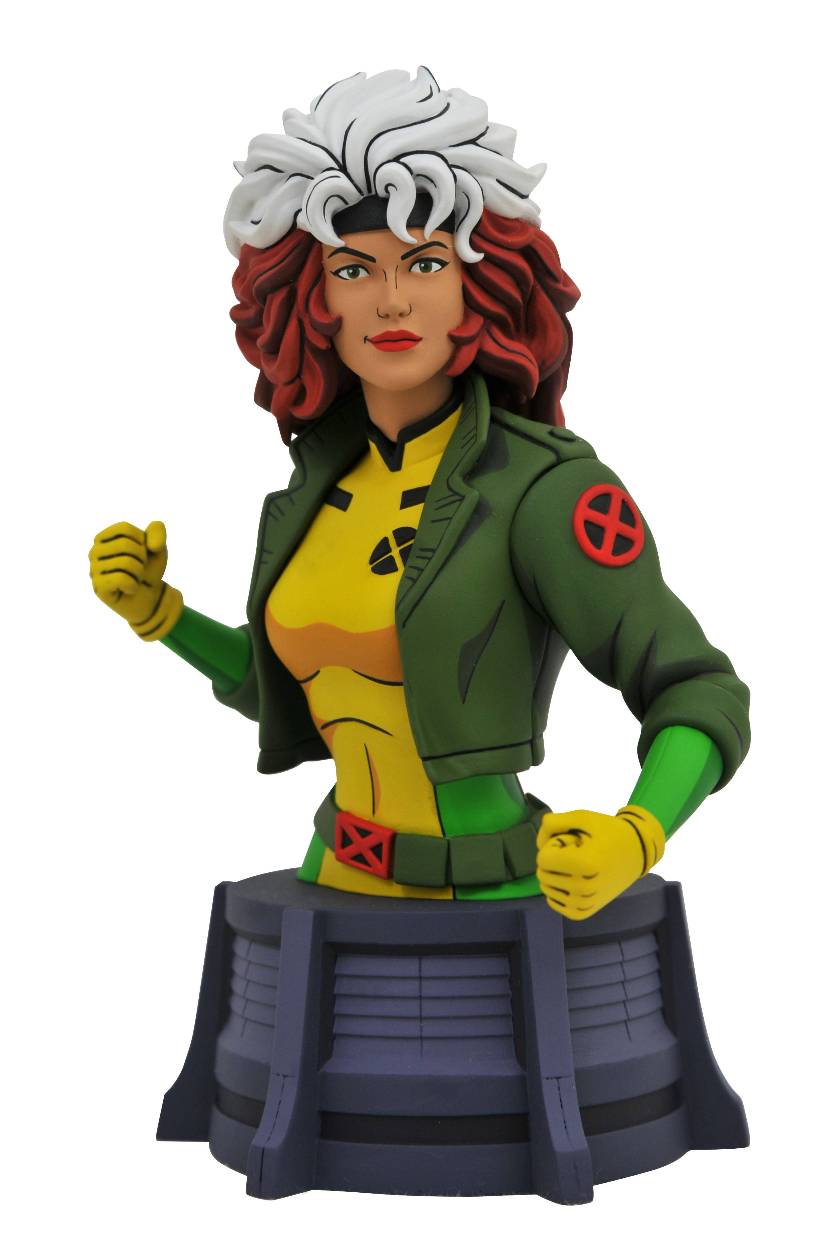 MARVEL ANIMATED X-MEN ROGUE 1/7 SCALE BUST